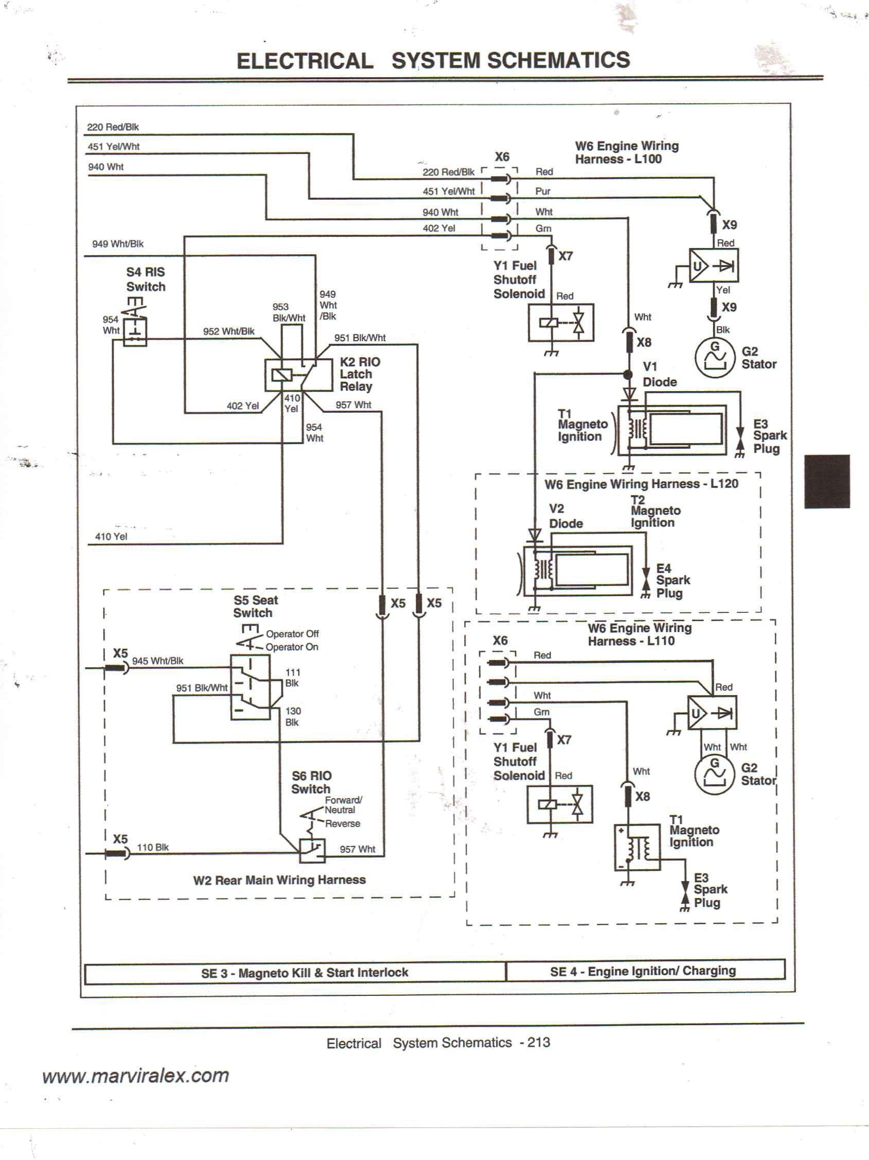John Deere 318 Wiring Diagram Pdf Ww 1570] for John Deere 1050 Tractor Wiring Diagram Free Diagram Of John Deere 318 Wiring Diagram Pdf Echlin solenoid Switch Wiring Diagram