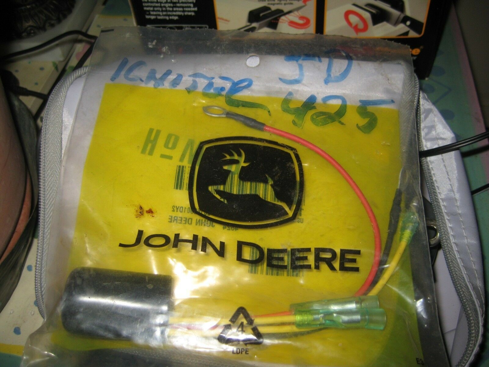 John Deere 345 Charging John Deere Oem Ignition Delay Module Am for 345 425 Of John Deere 345 Charging John Deere 285 320 345 Kawasaki 18hp Fd590v Plete Engine Am