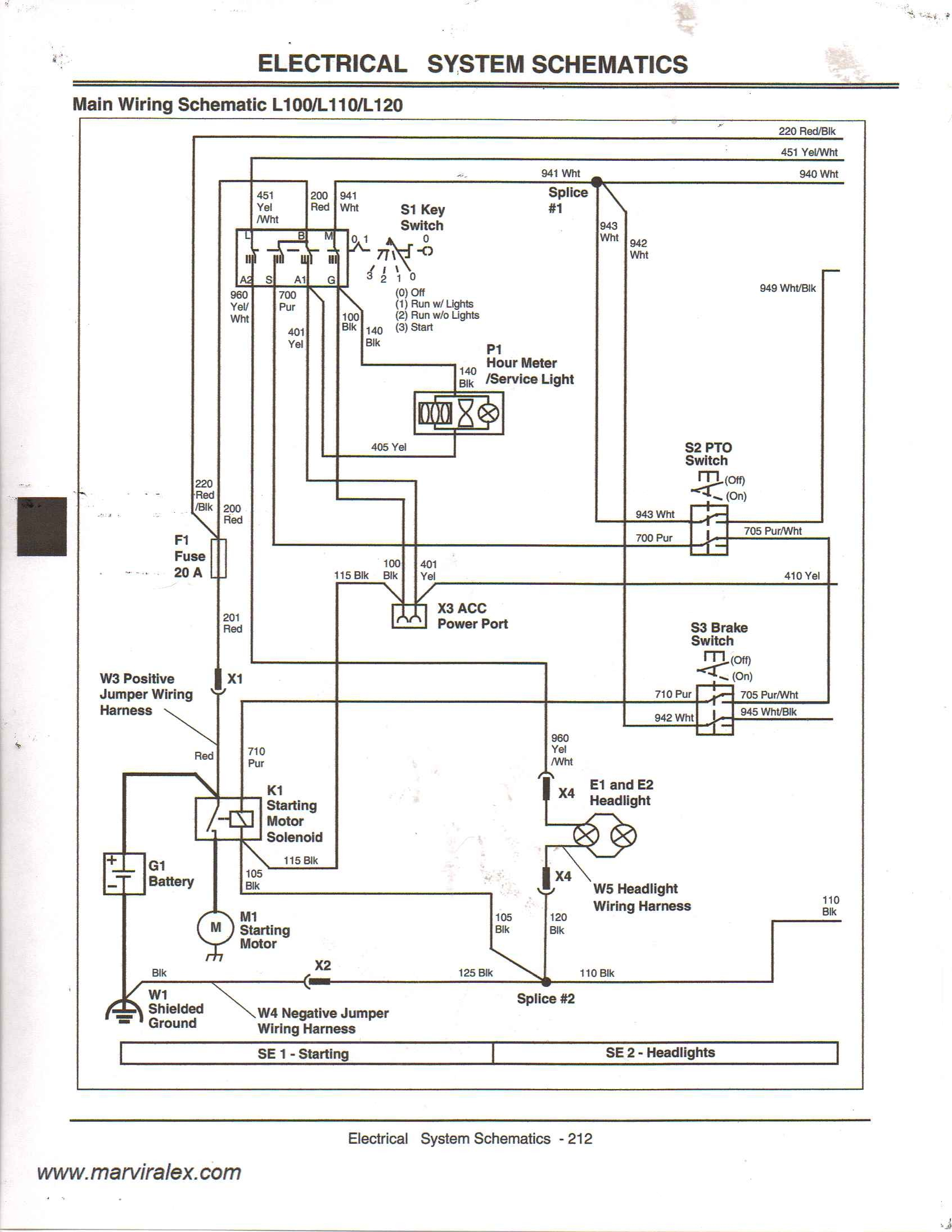 John Deere 345 Wiering Diagram Ww 1570] for John Deere 1050 Tractor Wiring Diagram Free Diagram Of John Deere 345 Wiering Diagram