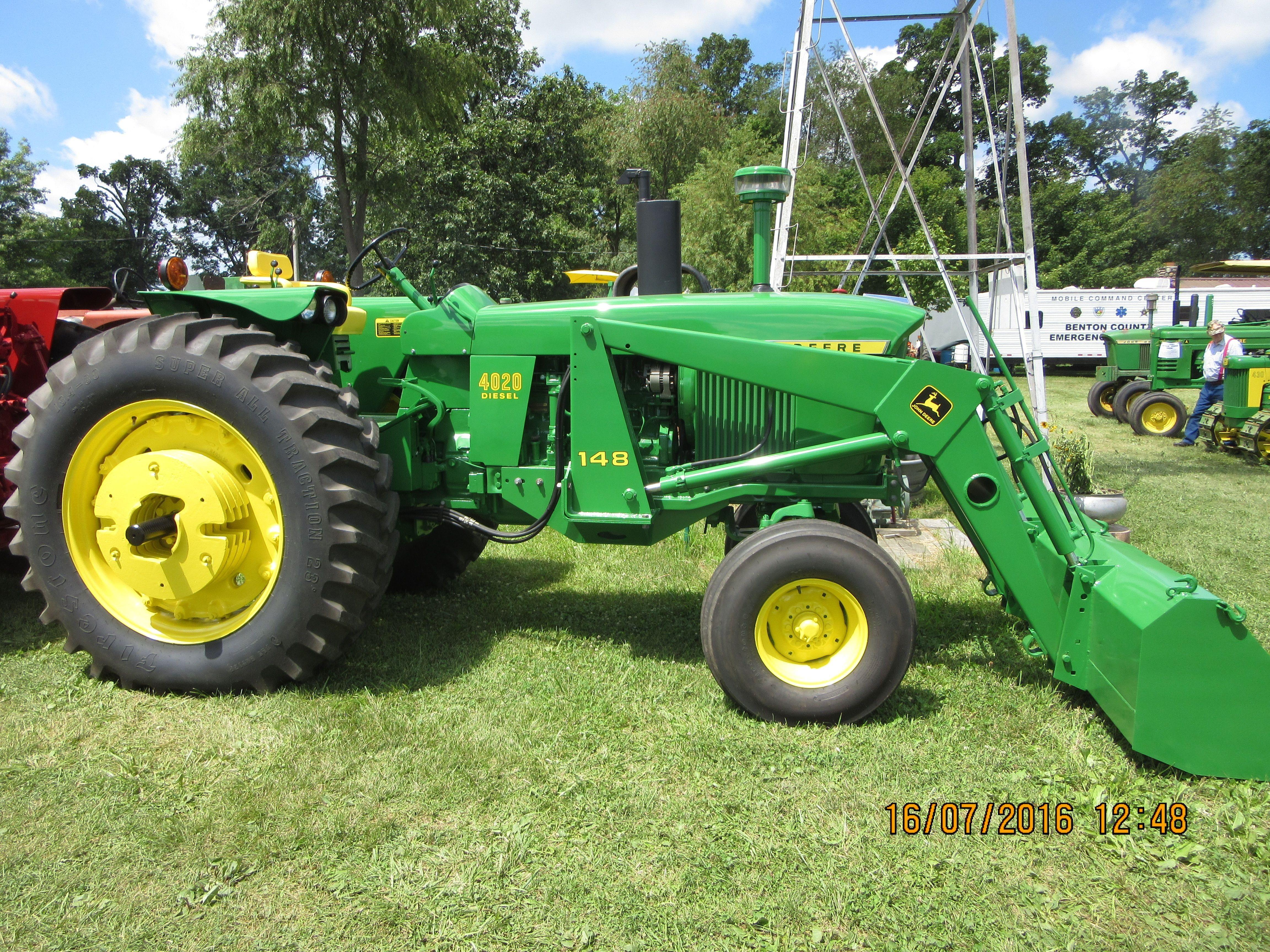 John Deere 4020 Fuses Tractors John Deere Of John Deere 4020 Fuses