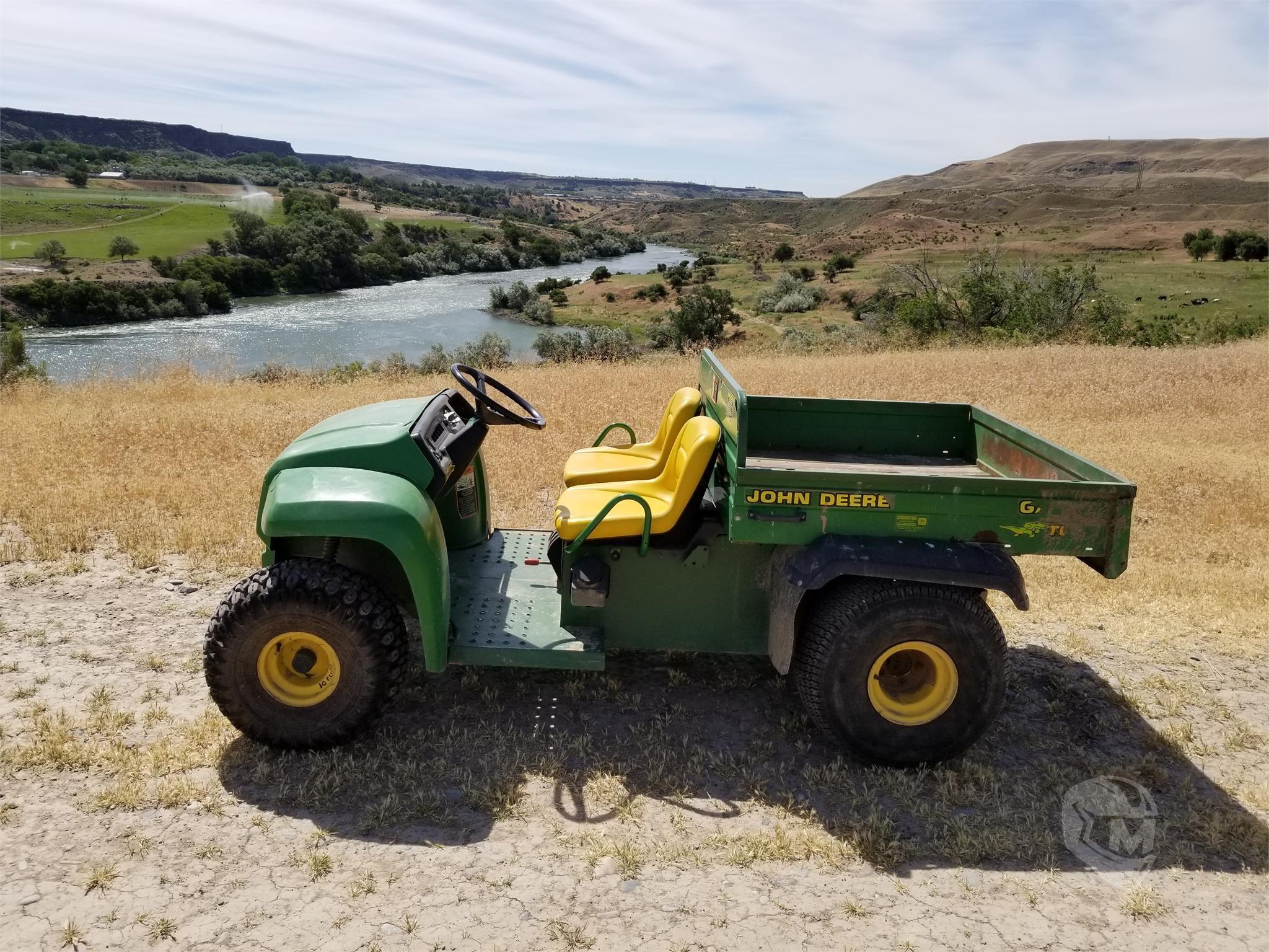 John Deere Gator Wir John Deere Gator Turf Auction Results In Bliss Idaho Of John Deere Gator Wir