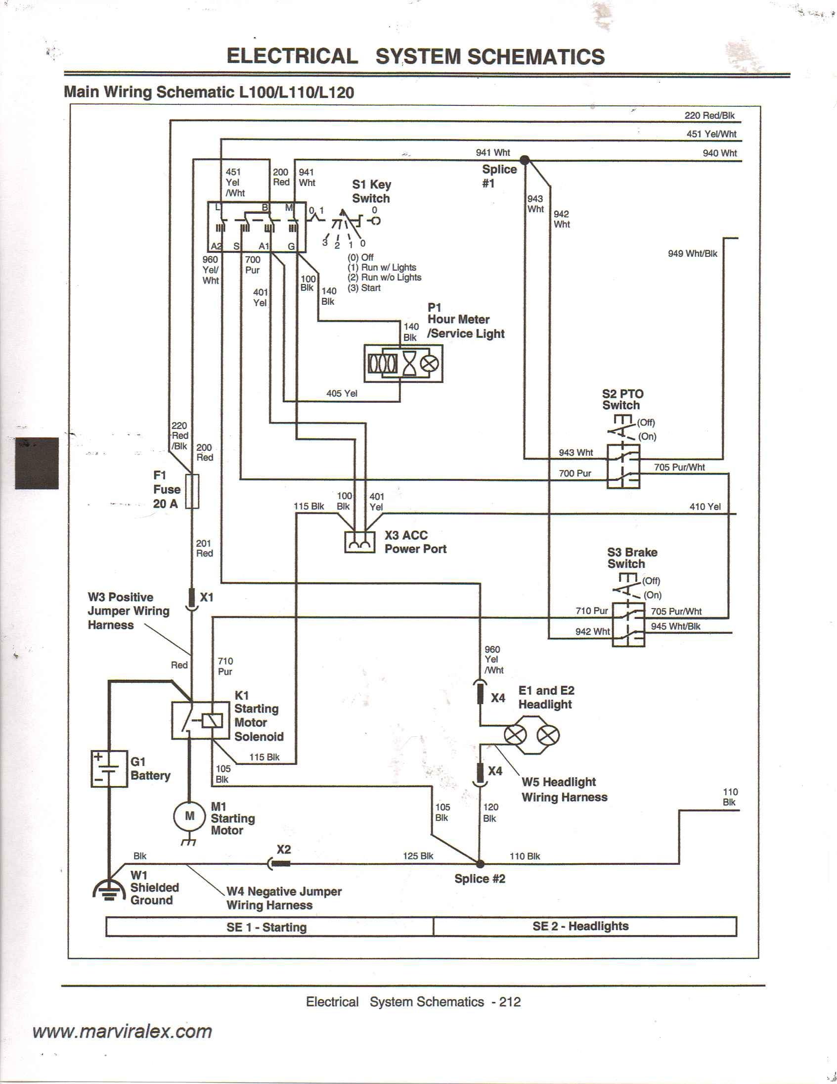 John Deere Gx345 Electrical Diagrams Cb 4290] for John Deere 1050 Tractor Wiring Diagram Of John Deere Gx345 Electrical Diagrams