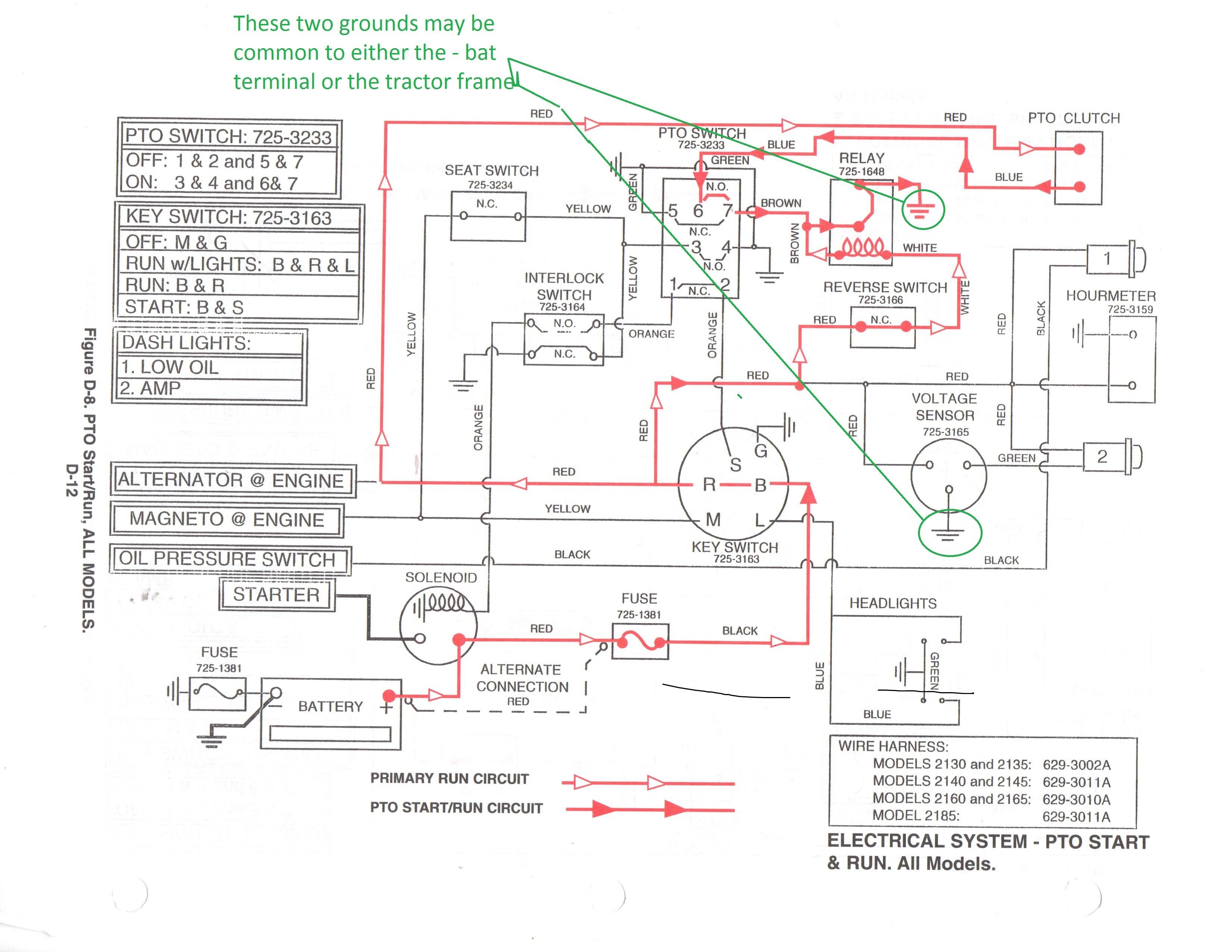 John Deere Gx345 Electrical Diagrams Scotts 1742g Wiring Diagram Of John Deere Gx345 Electrical Diagrams