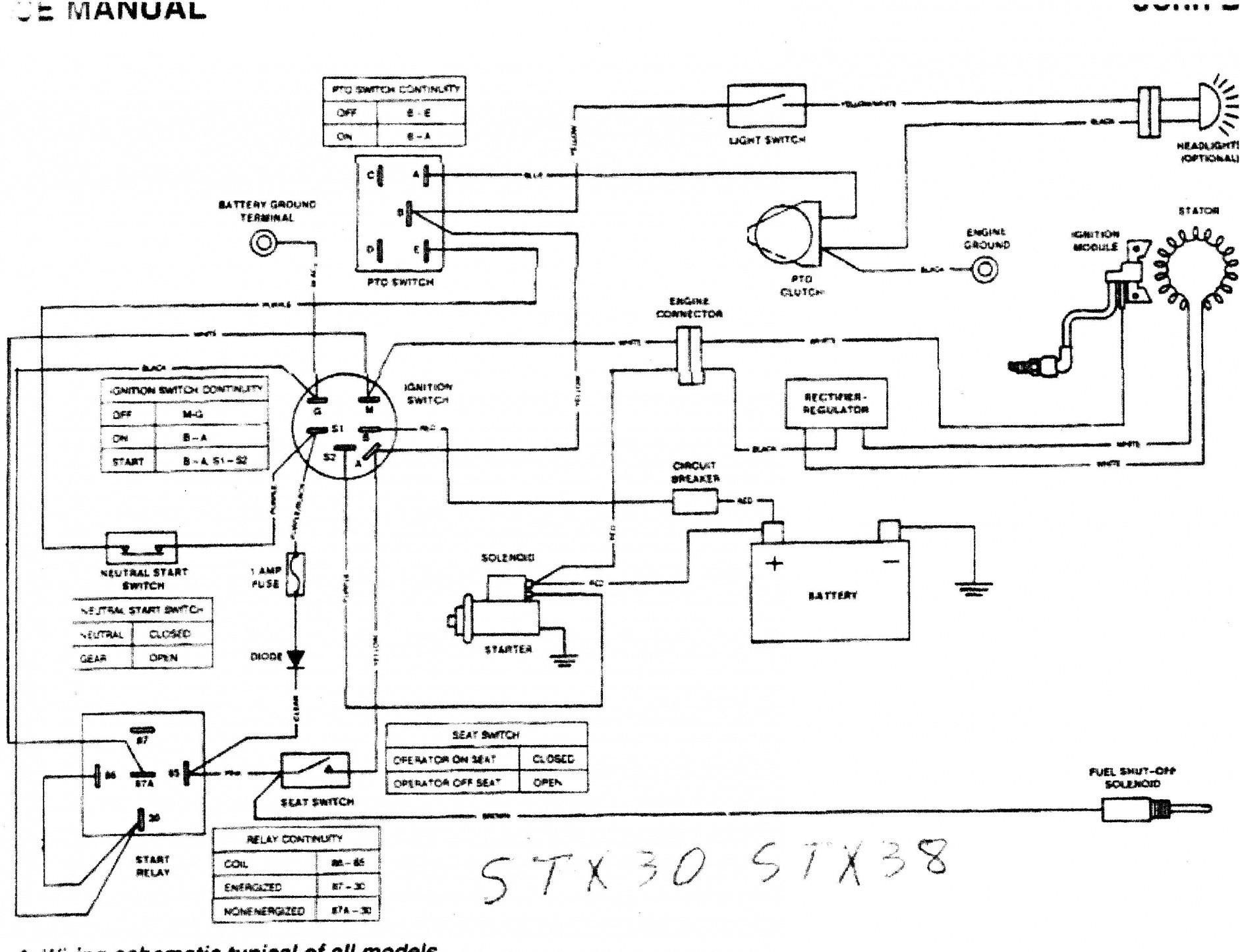 John Deere Lt150 Wiring Diagram 433 Free John Deere Light Wiring Diagram Of John Deere Lt150 Wiring Diagram