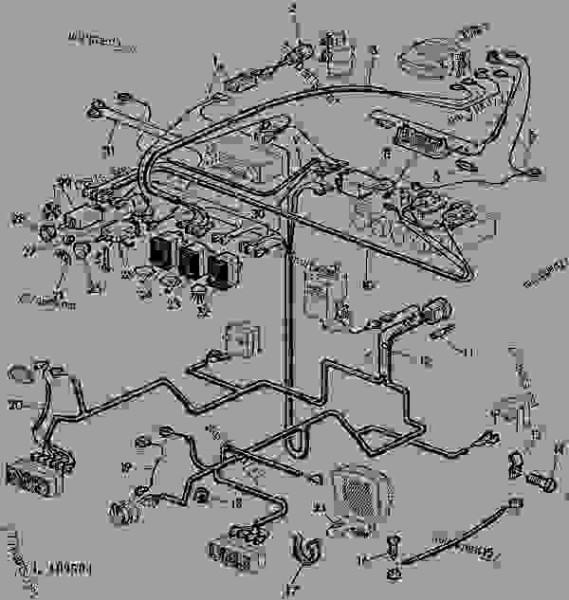 John Deere M00345a071864 Wiring Schematic John Deere 2040 Wiring Diagram Of John Deere M00345a071864 Wiring Schematic