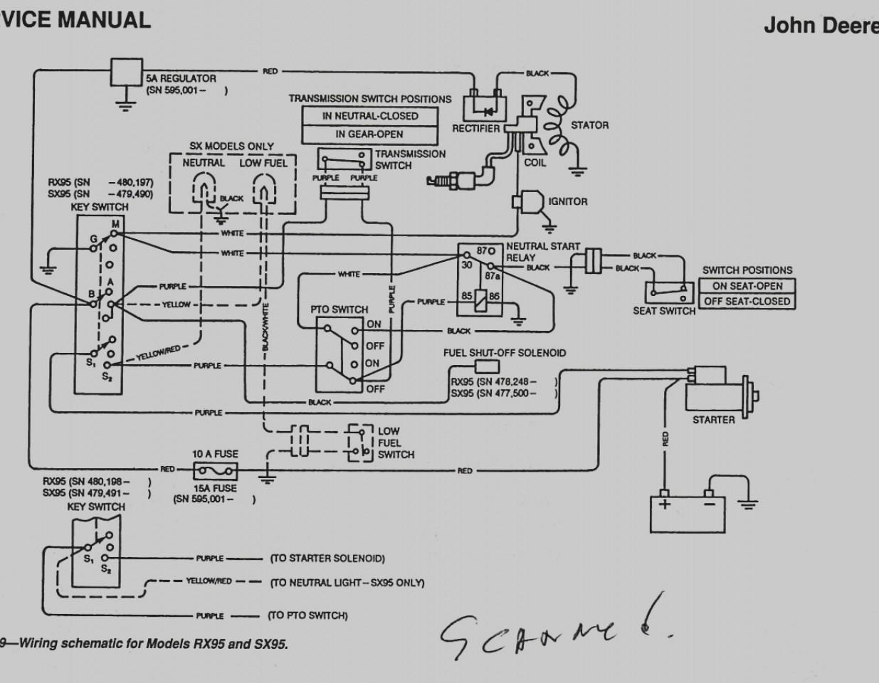 John Deere M00345a071864 Wiring Schematic John Deere L110 Wiring Diagram Download Of John Deere M00345a071864 Wiring Schematic