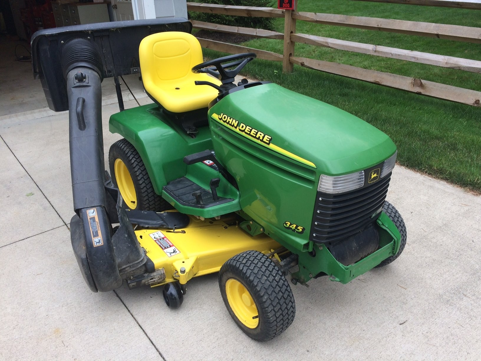 John Deere Modle 345 Electrical 1998 John Deere 345 Cuts Out Of John Deere Modle 345 Electrical