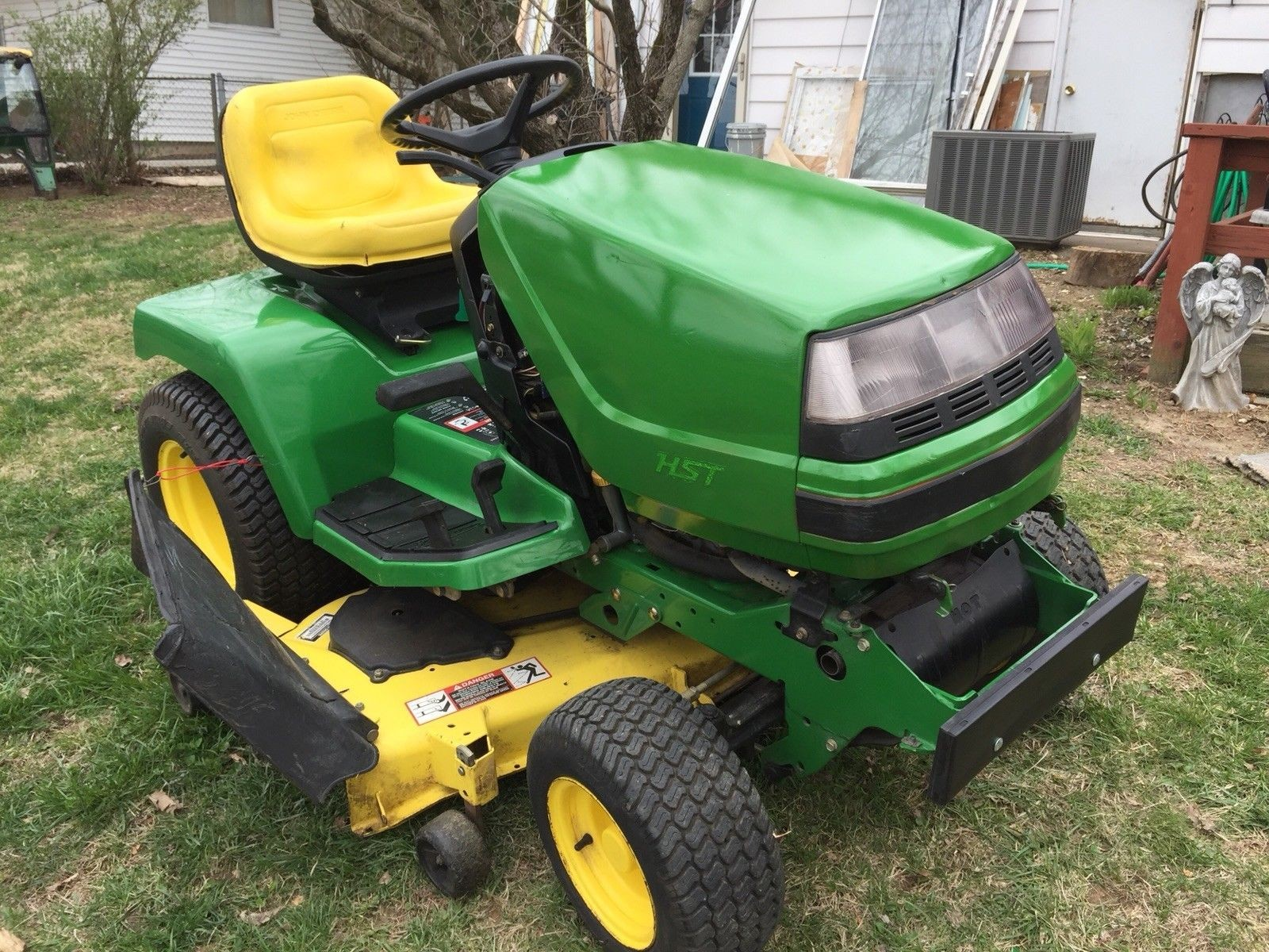 John Deere Modle 345 Electrical John Deere 345 Jd Lawn Mower Tractor W 20hp and 50 Similar Items Of John Deere Modle 345 Electrical