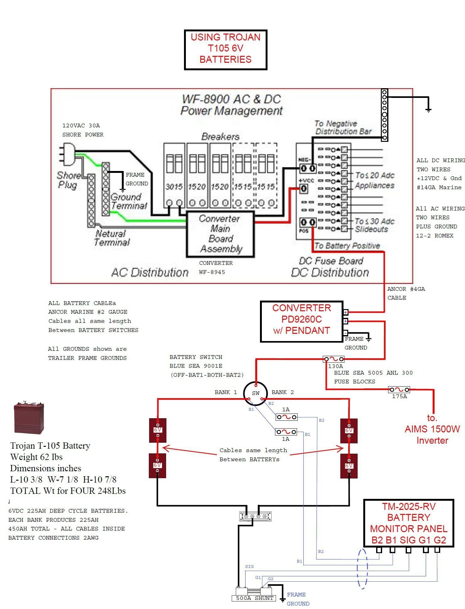 Kib K21 System Monitor Owners Manual Kib Rv Monitor Panel Wiring Diagram Wiring Diagram Schematic
