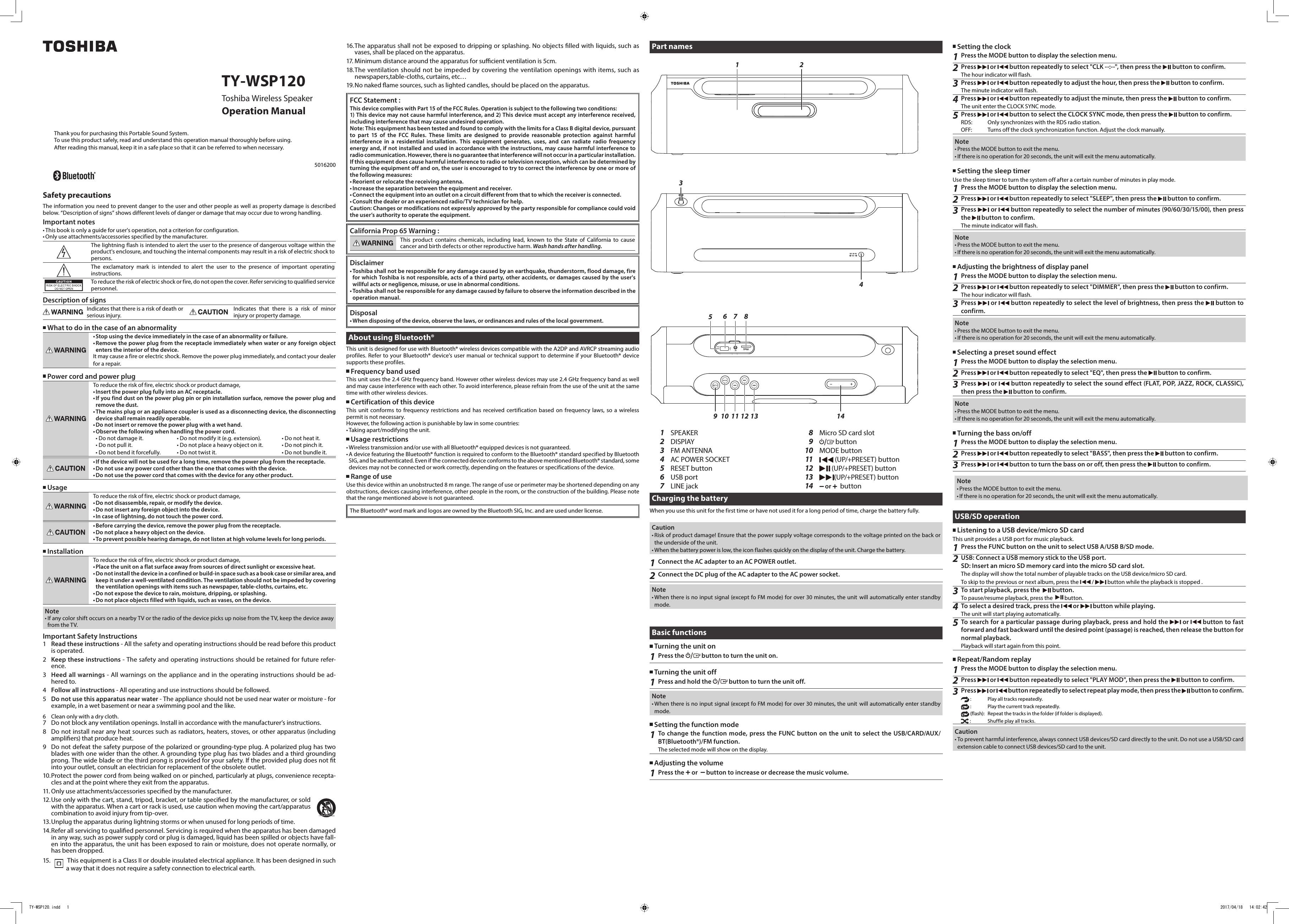 Kib Micro Monitor Instructions Ib122 Wireless Speaker User Manual Ty Wsp120dd Zhongshan Of Kib Micro Monitor Instructions