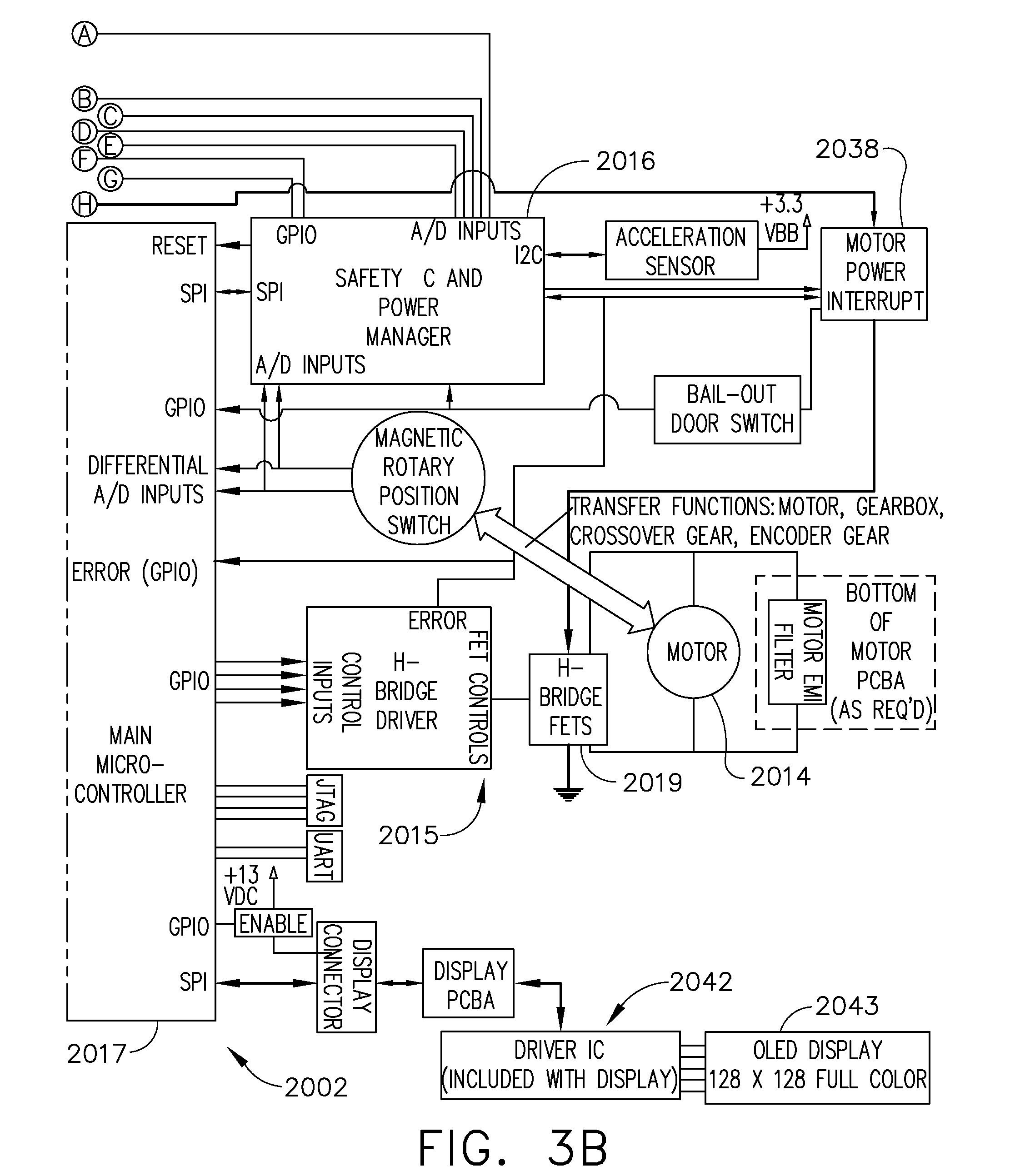 Lighthouse Led Flasher Schematics Us B2 Power Management Through Segmented Circuit and Of Lighthouse Led Flasher Schematics