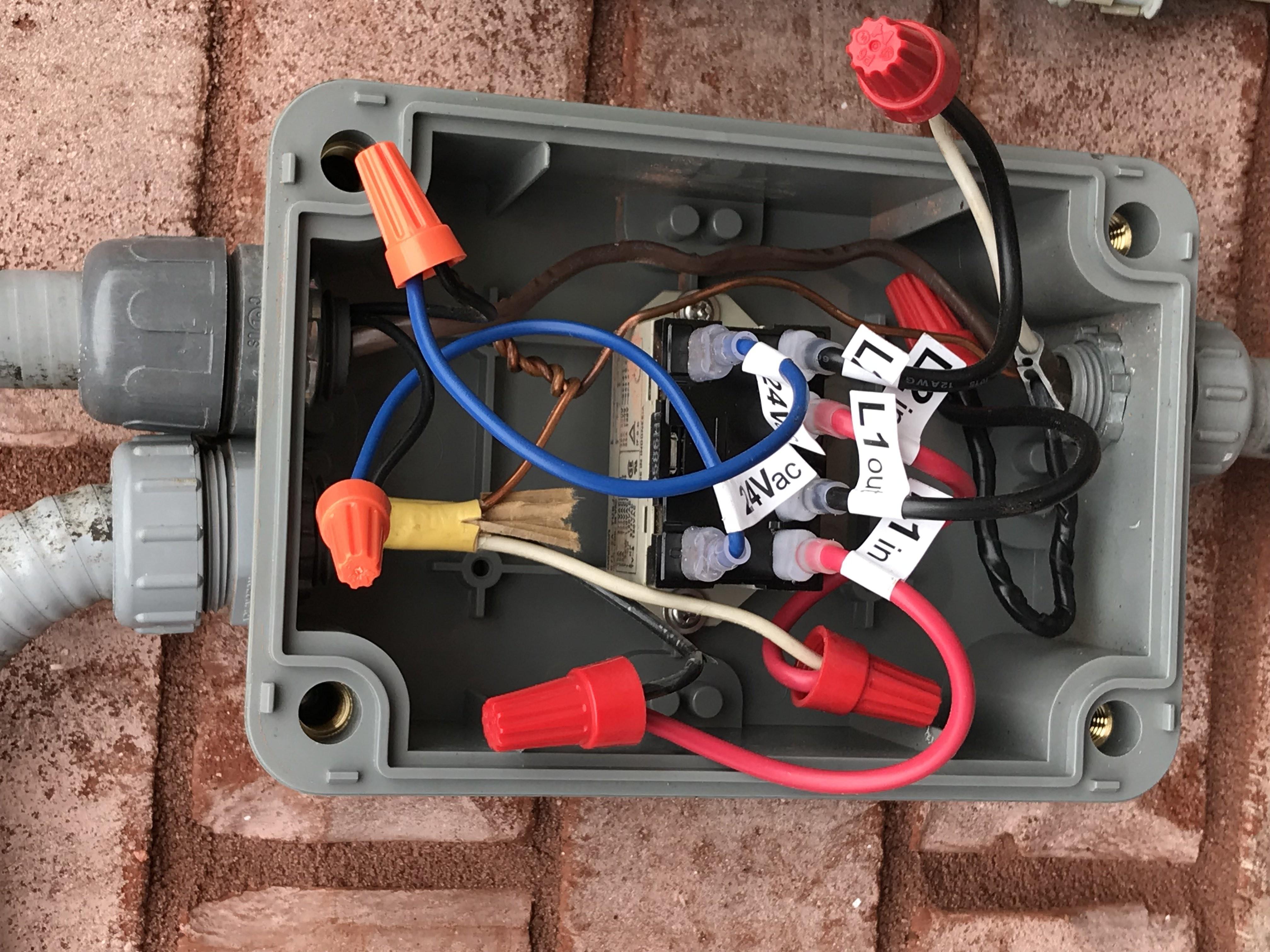 Orbit Pump Start Relay Instructions I Am attempting to Install An orbits 4 Station Digital Timer Of Orbit Pump Start Relay Instructions