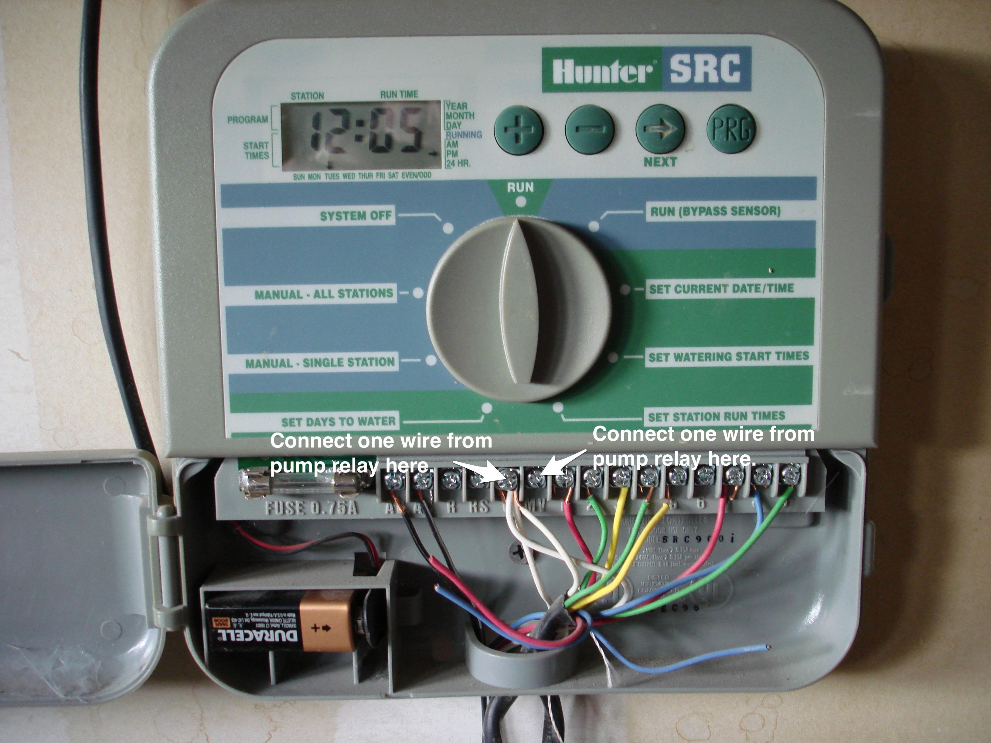 Orbit Pump Start Relay Instructions Sprinkler Master Pump Valve Wiring – iscaper Blog Of Orbit Pump Start Relay Instructions
