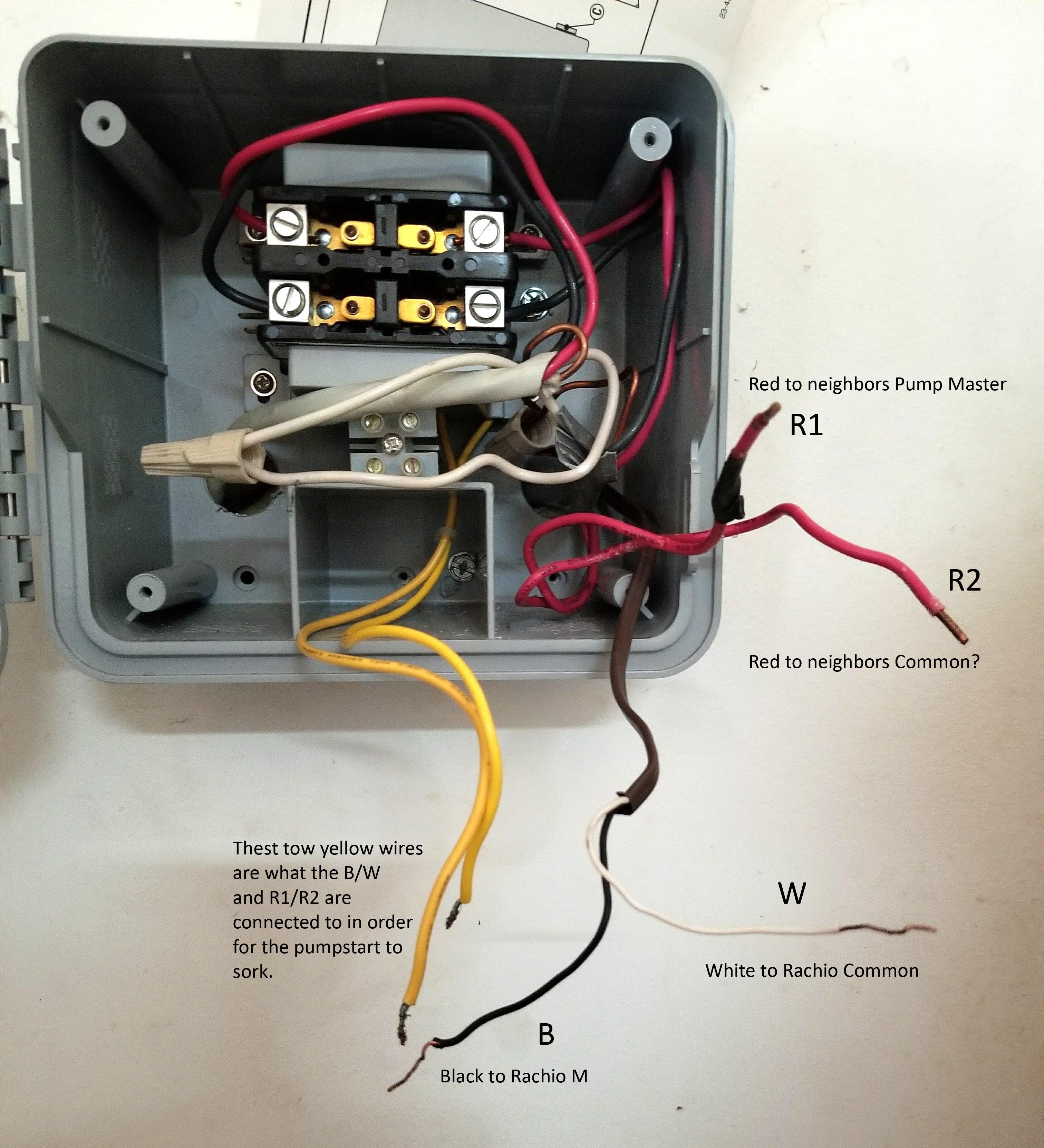 Orbit Pump Start Relay Wiring Diagram 2nd Gen Sharing A Pump Start Relay with A Hunter Controller Of Orbit Pump Start Relay Wiring Diagram