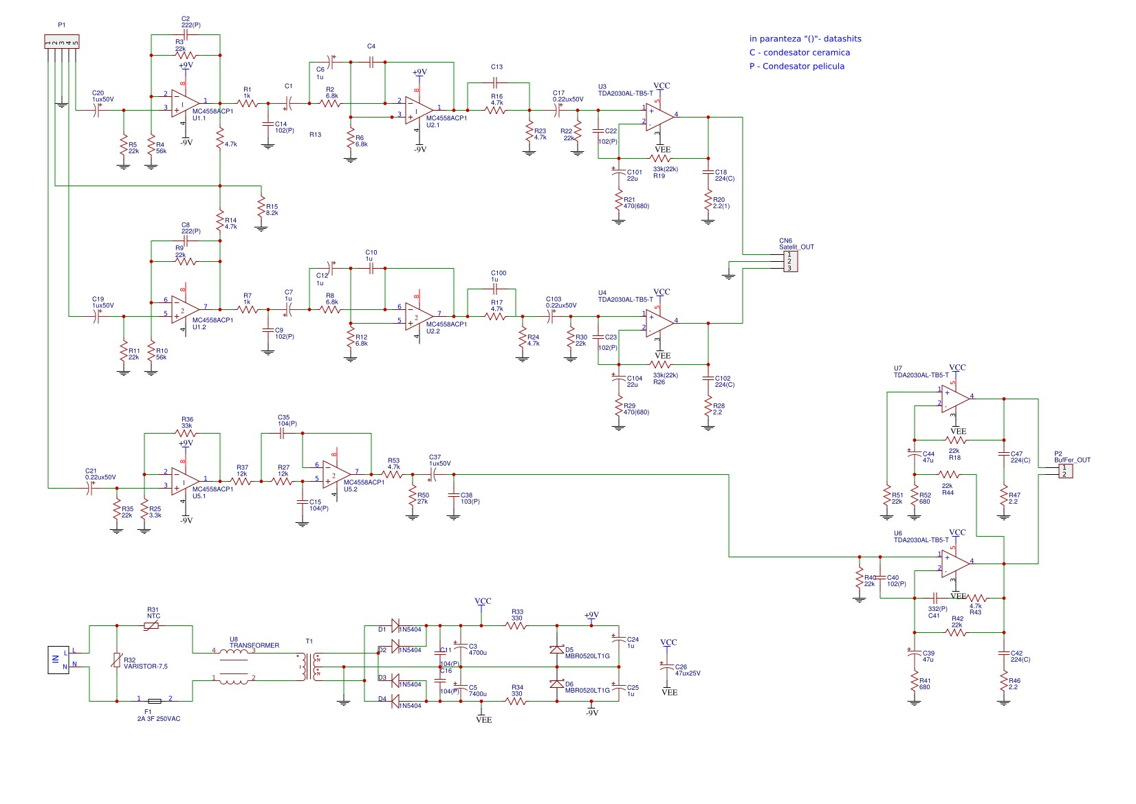 Pin Layout Tda 2040 Tda 15 Search Easyeda Of Pin Layout Tda 2040