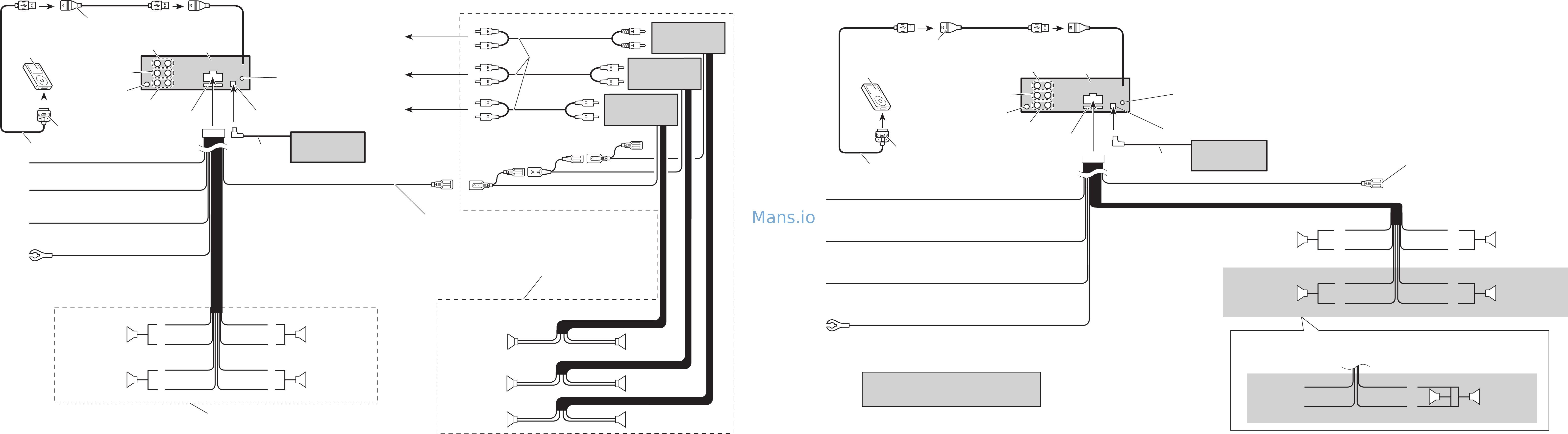 Pioneer Deh-17 Wiring Diagram Pioneer Deh P410ub Installation Manual Page 3 Of Pioneer Deh-17 Wiring Diagram
