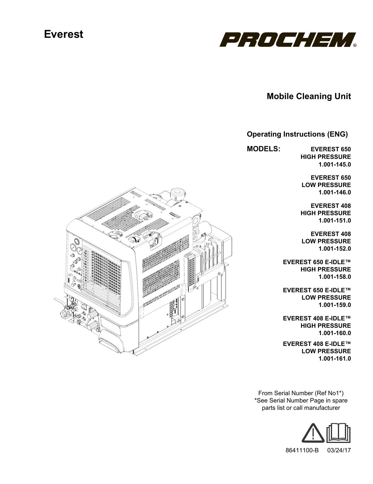 Qd Control Box Wiring Diagram 8 641 110 0 Operators Manual Everest E Idle Of Qd Control Box Wiring Diagram