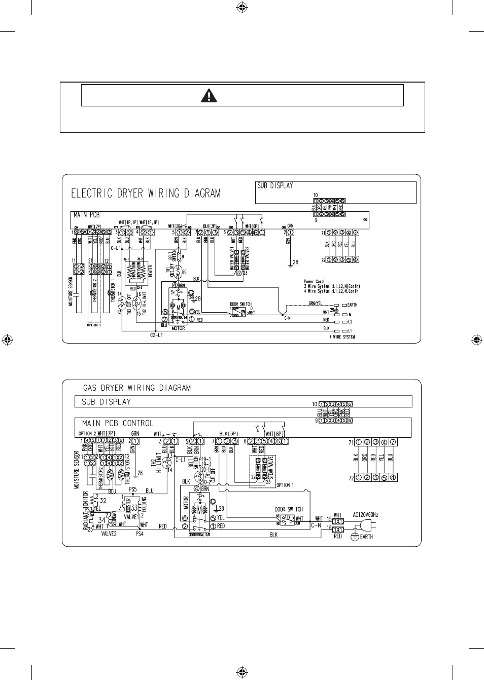 Samsung Dryer Dve G 50r5400 Wiring Diagrams Samsung Electric Dryer Model Dv42h5600ep A3 I Unhooked the Wires the Heater and thermostat S Of Samsung Dryer Dve G 50r5400 Wiring Diagrams