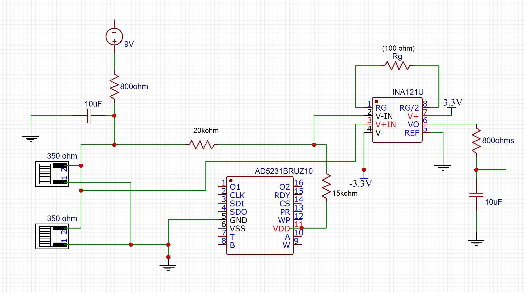 Schematic Of Rc Electric Motor Circuit Ece 4760 Final Project Of Schematic Of Rc Electric Motor Circuit