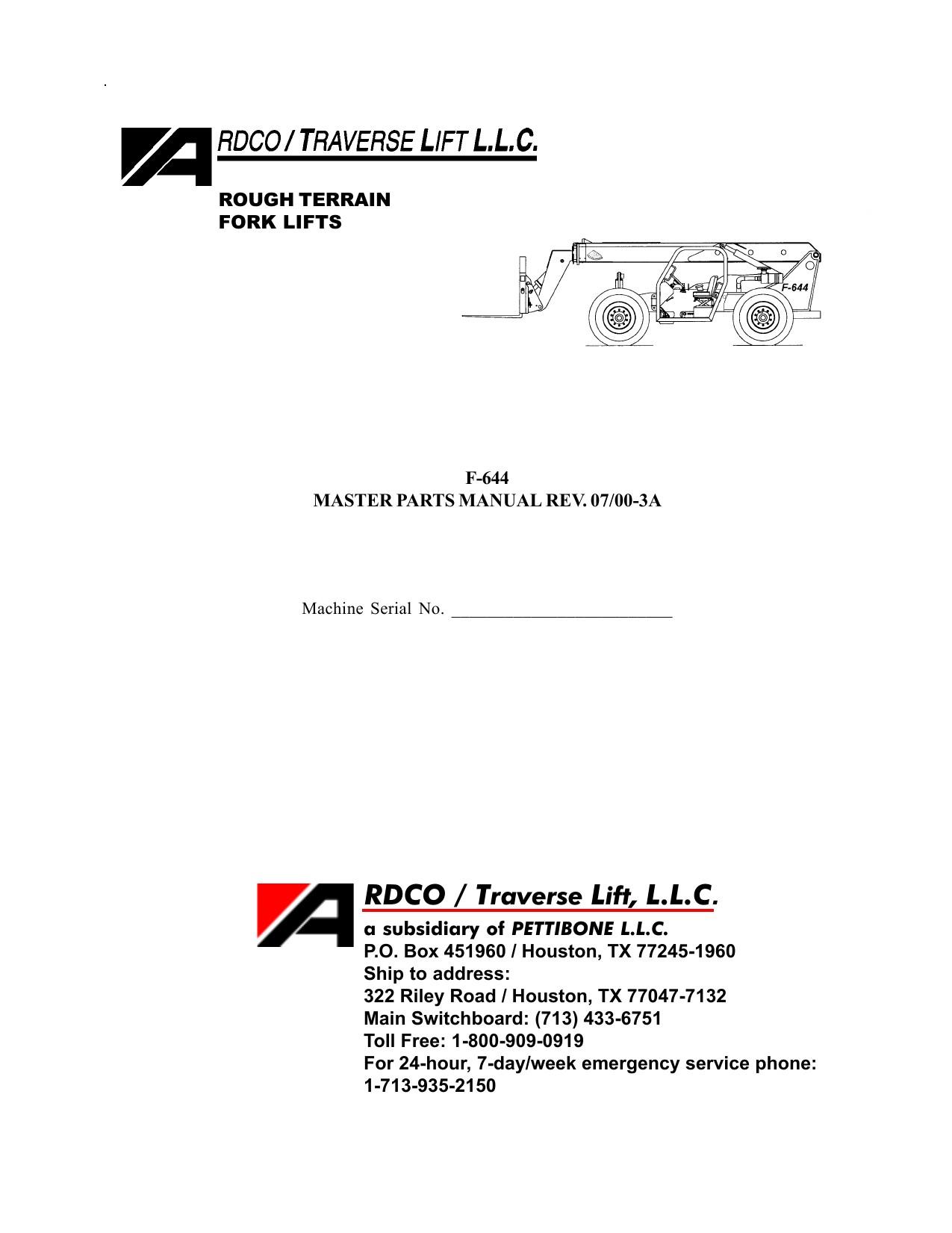 Snorkel Lift Steering Wiring Diagram Rdco Traverse Lift Llc Of Snorkel Lift Steering Wiring Diagram
