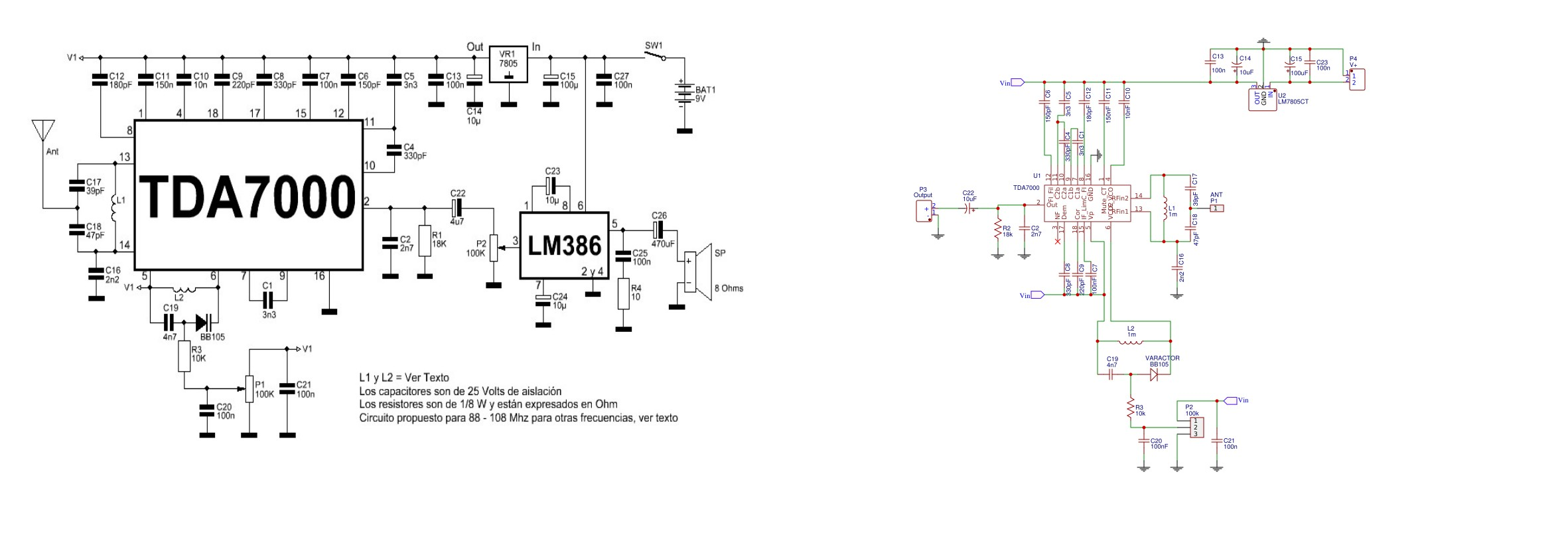 Tda 2040 Stereo Schematic Tda 15 Search Easyeda Of Tda 2040 Stereo Schematic