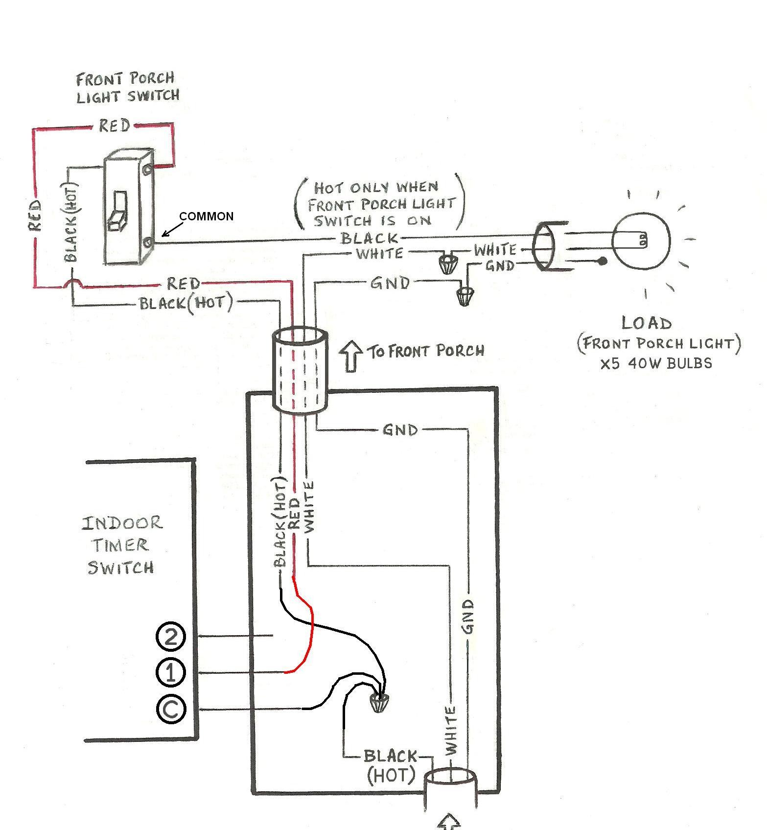 Tork Wiring Schematic for Lighting Contactor and Photocell Sn 2694] Cell Wiring Diagram Intermatic Time Clock Of Tork Wiring Schematic for Lighting Contactor and Photocell