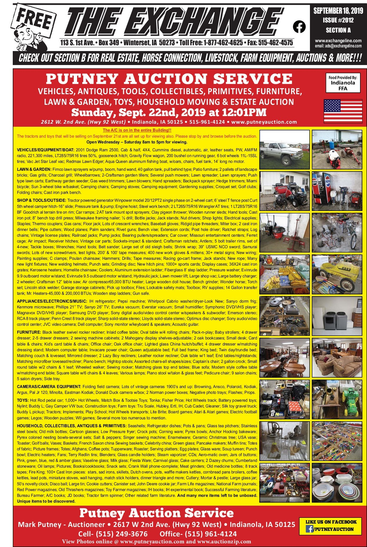 Traeger Green and Yellow Wire 2012 Sept 18 2019 Exchange Newspaper Eedition Pages 1 32 Of Traeger Green and Yellow Wire