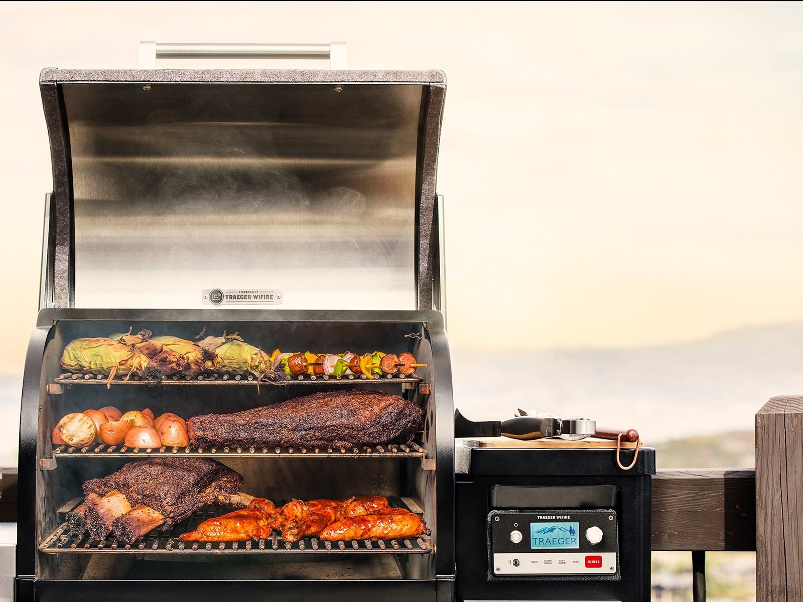 Traeger Grills Electrical Wiring Traeger Timberline Grills & Smokers Of Traeger Grills Electrical Wiring
