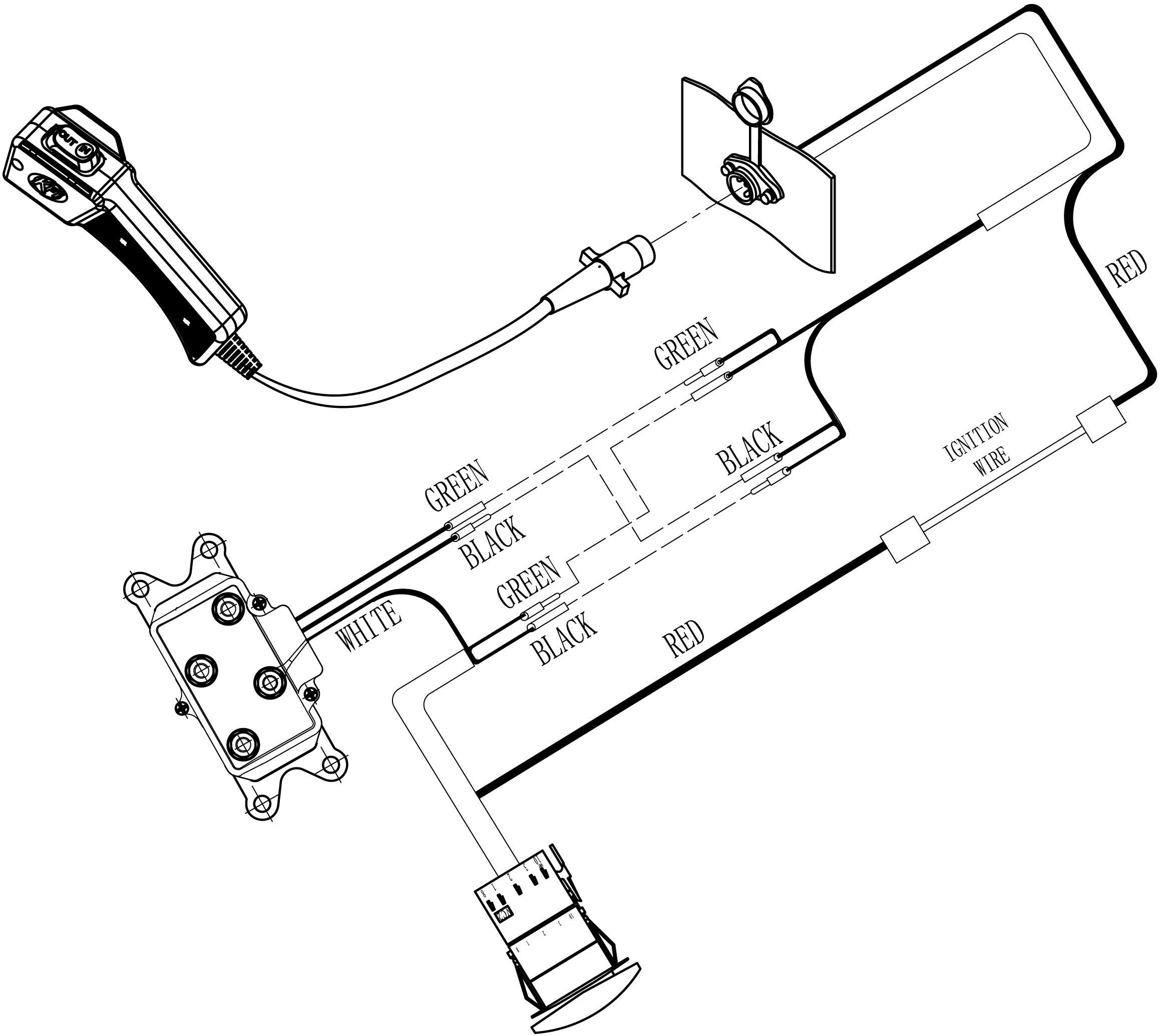 Traveler Remote Winch Control Diagram Ve 9742] Quadboss Winch solenoid Wiring Diagram Free Diagram Of Traveler Remote Winch Control Diagram