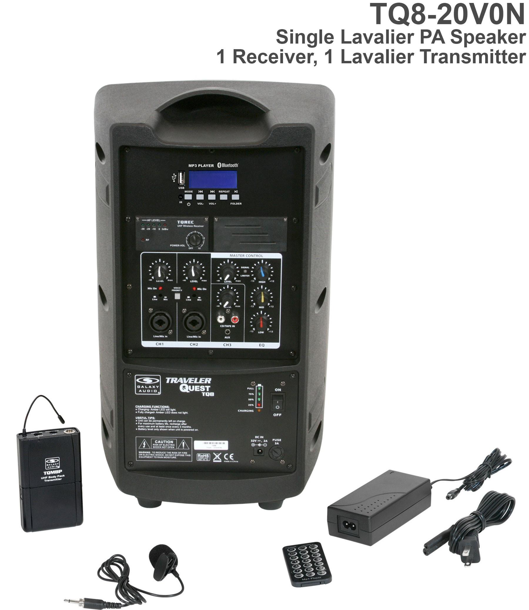 Traveller Wireless Remote Control Galaxy Audio Tq8 Of Traveller Wireless Remote Control