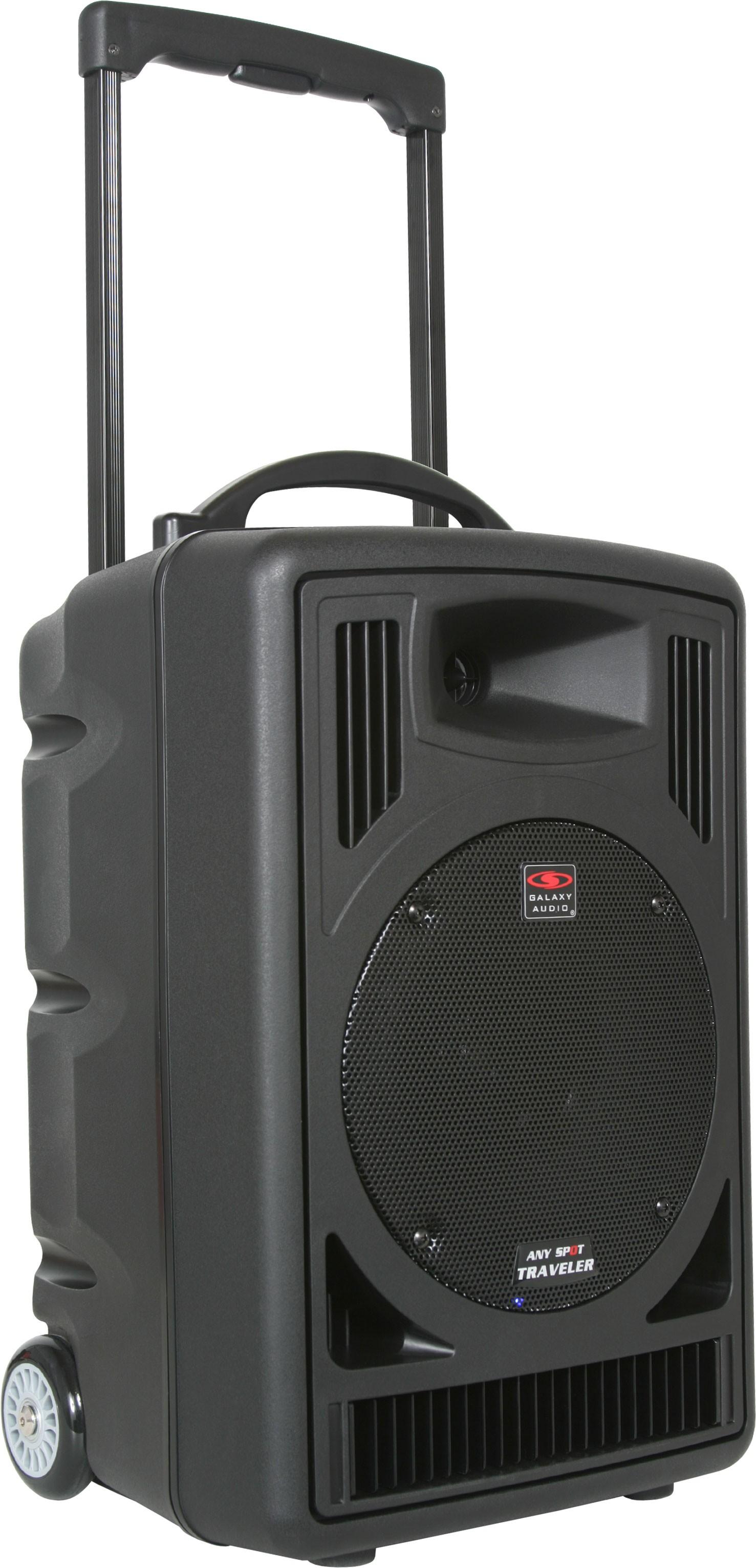 Traveller Wireless Remote Control Galaxy Audio Tv8