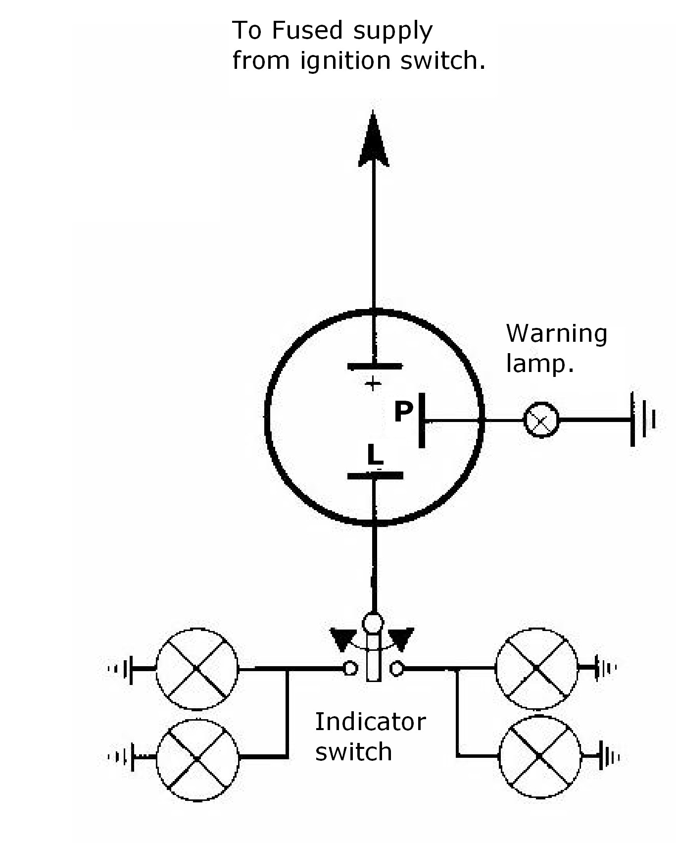 Turn Signal Flasher Relay Wiring Diagram February 2015 – the Racing Rhino
