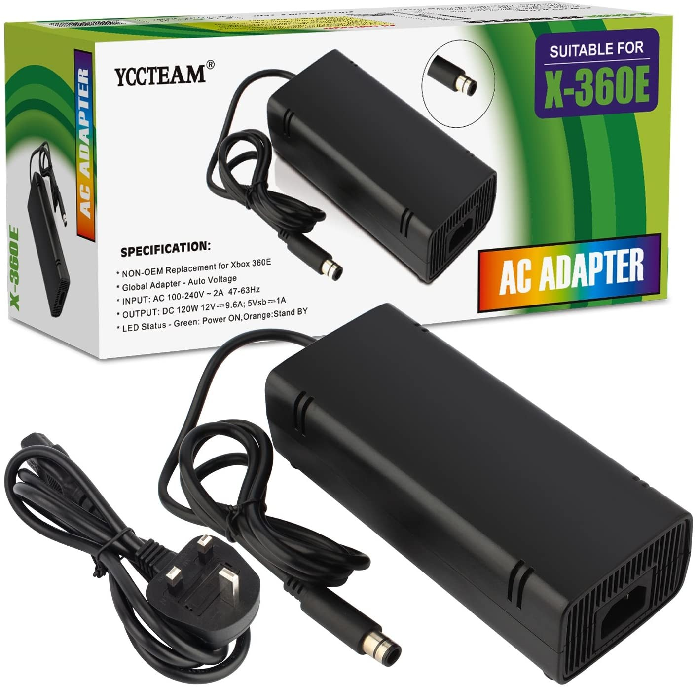 Using the Xbox 360 Power Supply Xbox 360 Elite Power Supply Brick Ac Adapter Repalcement Of Using the Xbox 360 Power Supply