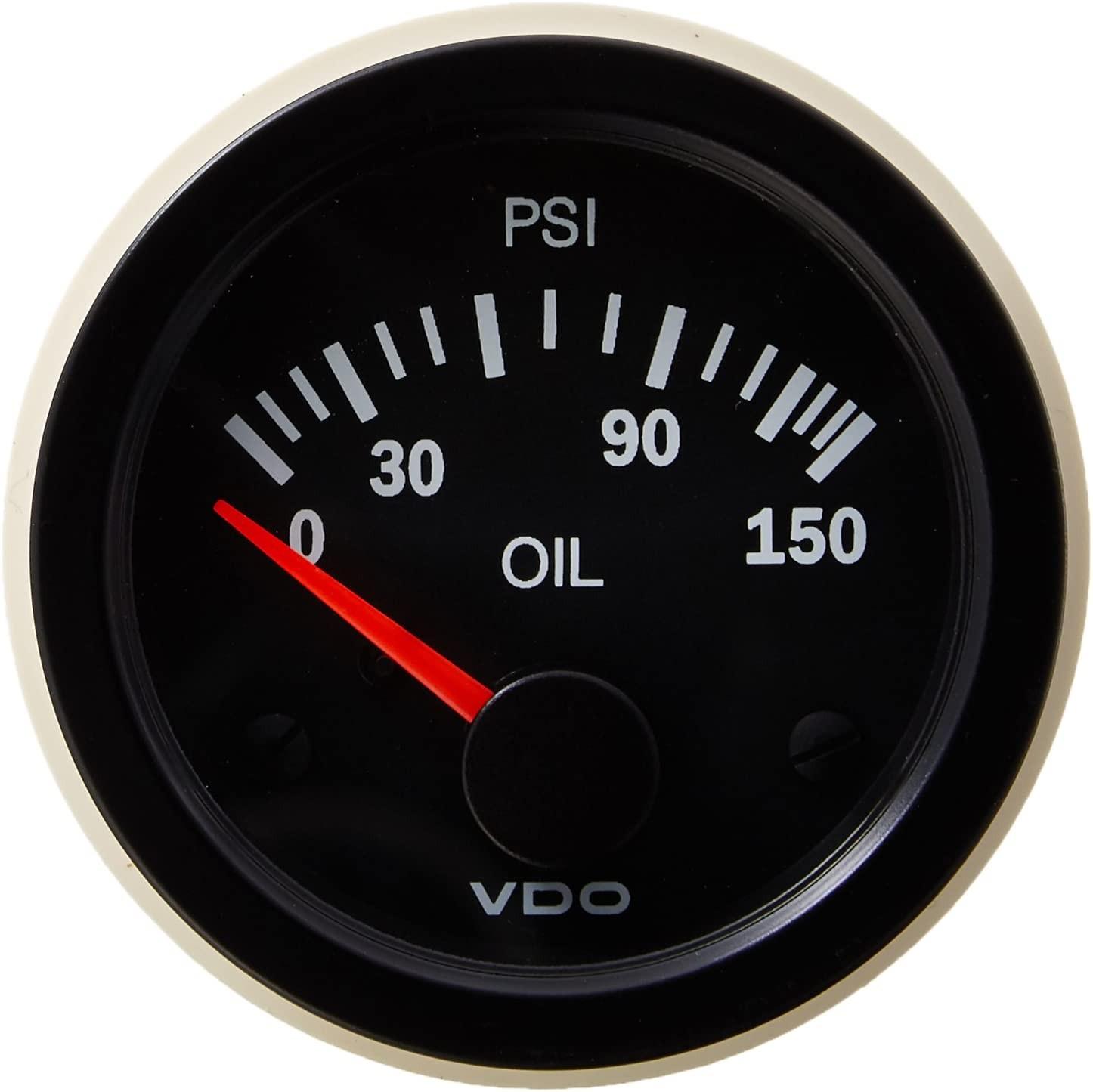 Vdo Oil Pressure Gauge Wiring Amazon Vdo 350 108 Oil Pressure Gauge Automotive Of Vdo Oil Pressure Gauge Wiring