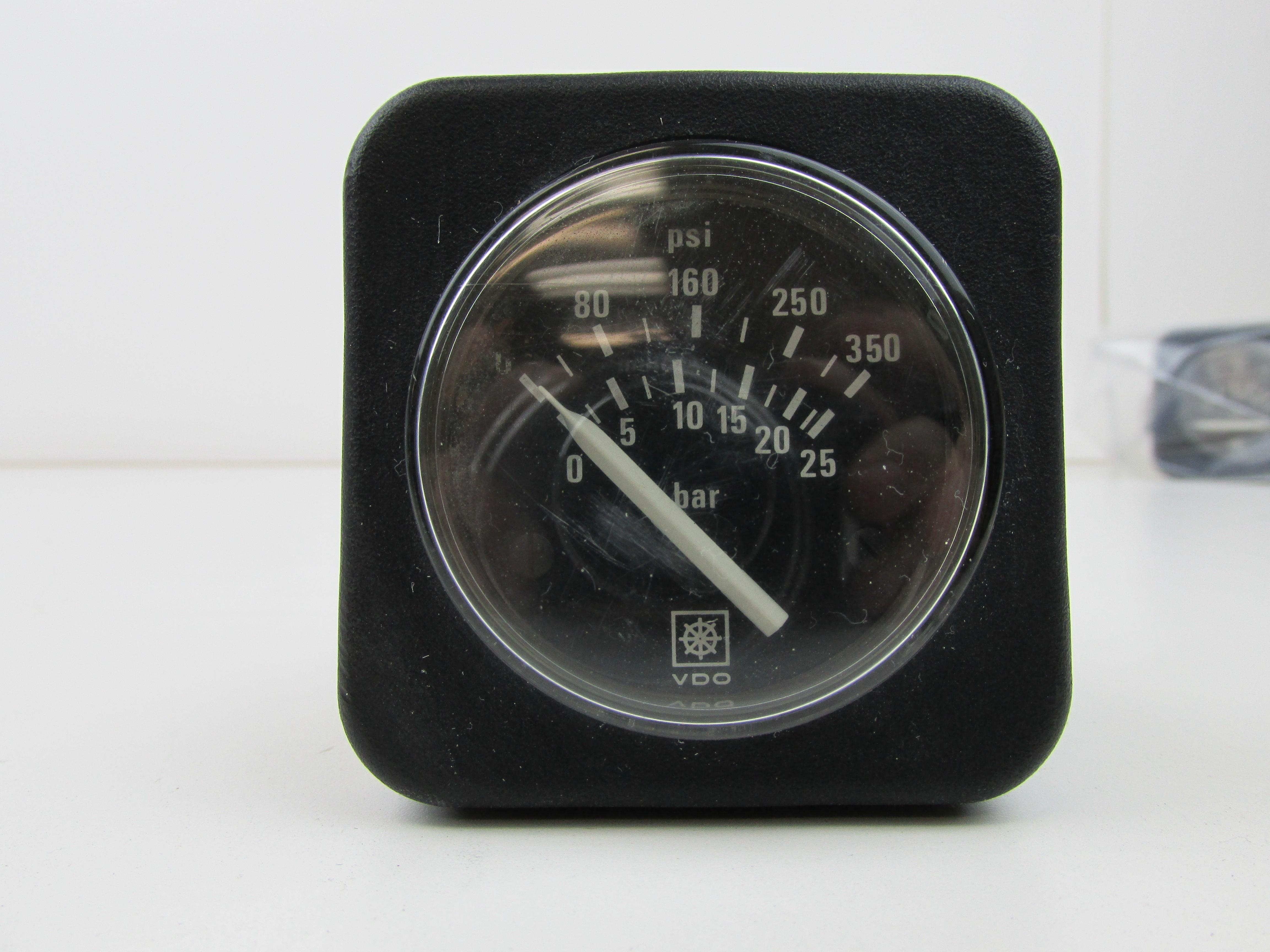 Vdo Oil Pressure Gauge Wiring Cummins Vdo 0 350 Psi Pressure Gauge Of Vdo Oil Pressure Gauge Wiring