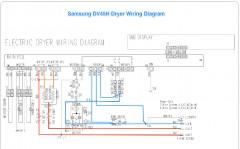 Wire Diagram for Samsung Dryer Model Dve52m8650v/a3 Dryer Repair Appliantology A Master Samurai Tech Appliance Repair Dojo Of Wire Diagram for Samsung Dryer Model Dve52m8650v/a3