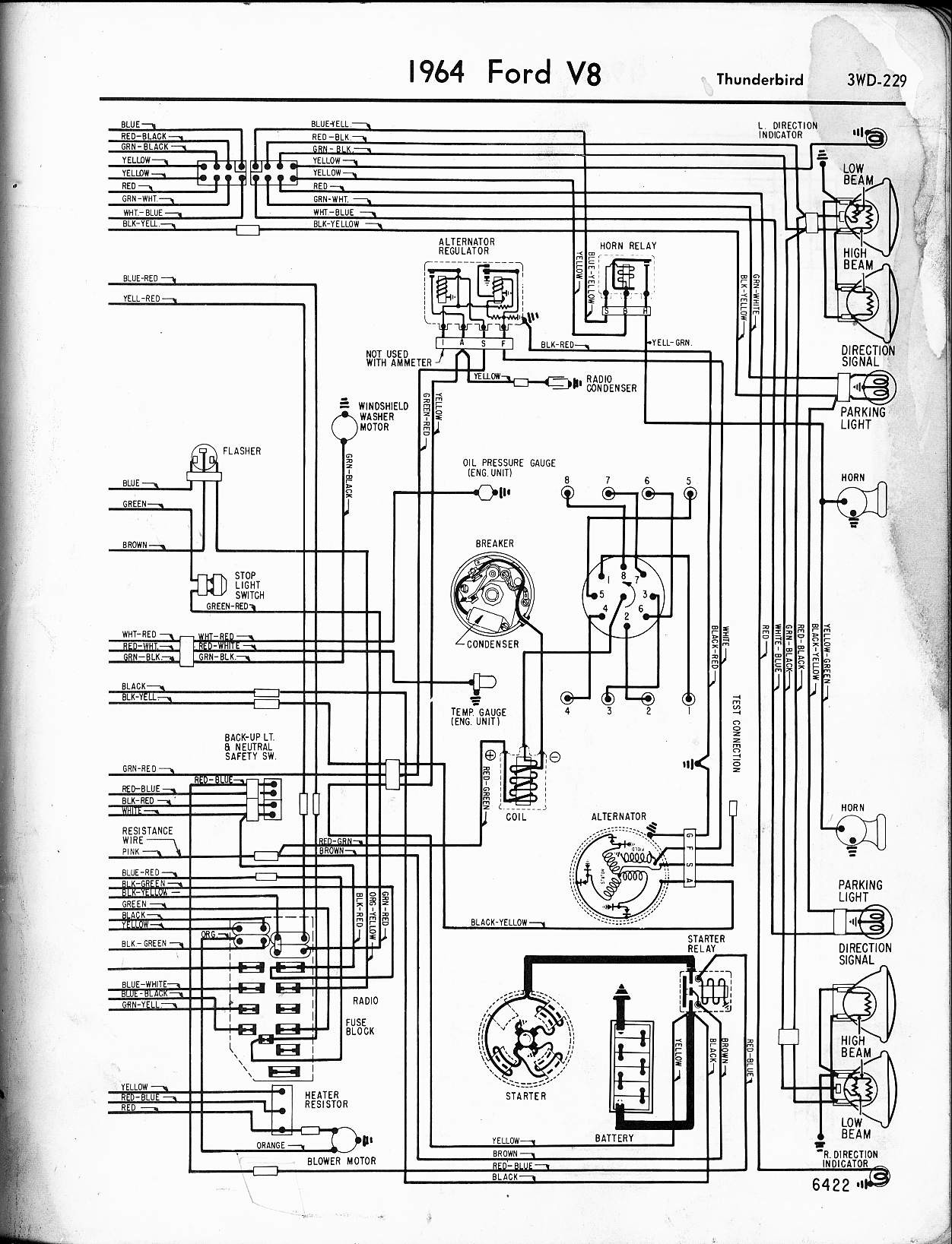 Wireing Diagram for 1988 Club Car 57 65 ford Wiring Diagrams Of Wireing Diagram for 1988 Club Car