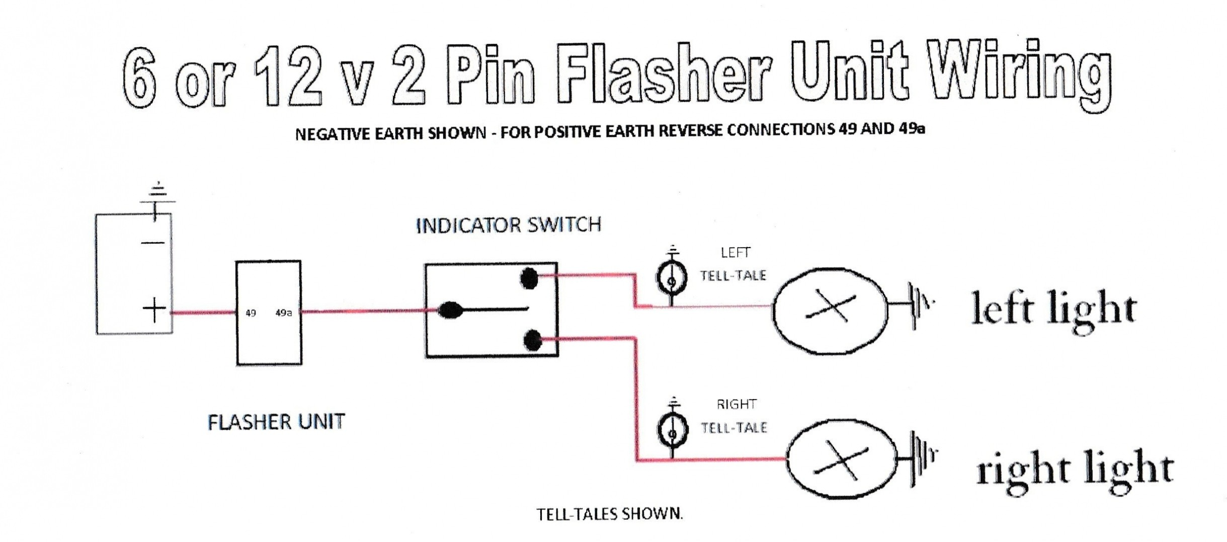 Wiring A 3 Prong Electronic Flasher Three Pole Flasher Wiring Diagram Diagram Base Website Of Wiring A 3 Prong Electronic Flasher