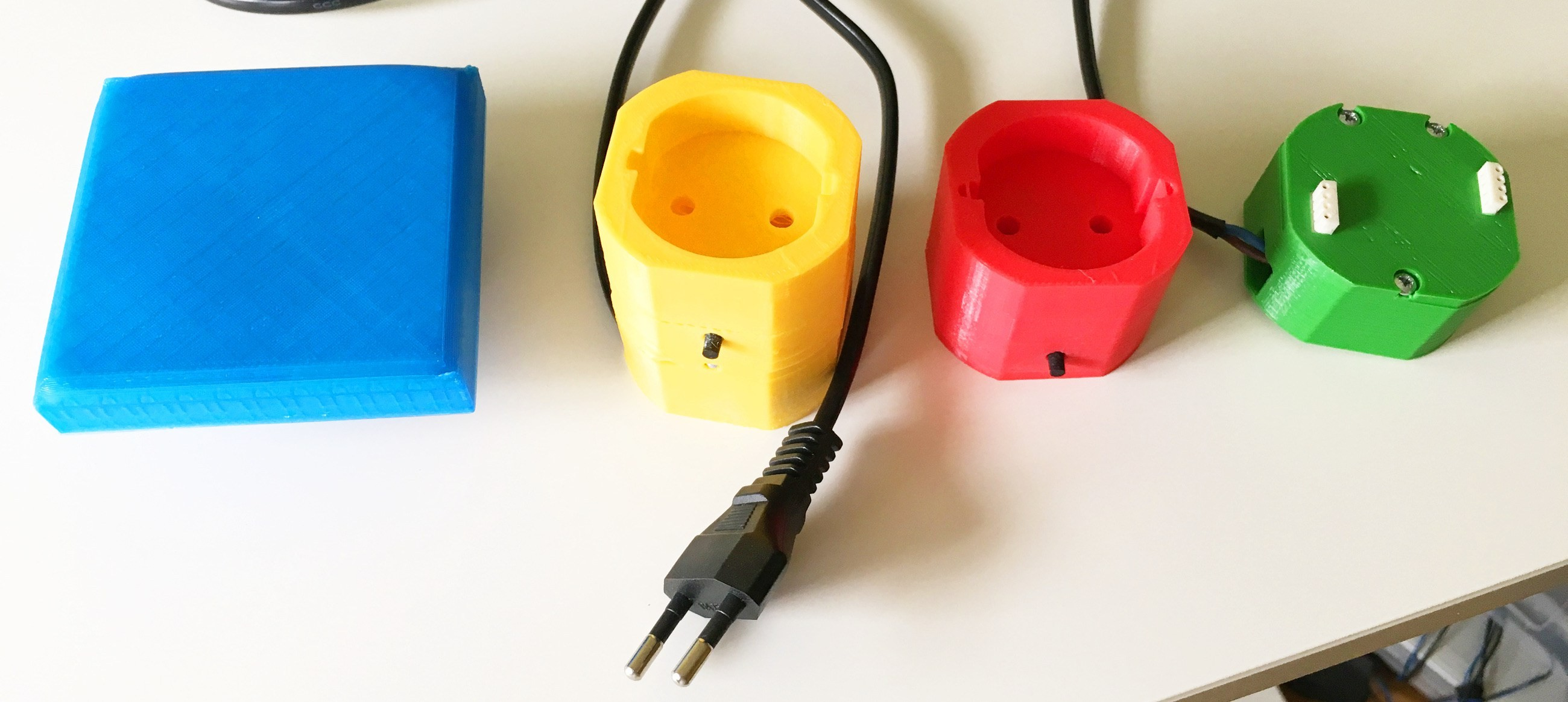 Wiring A touch Lamp Control An Esp8266 In Every Light Switch and Outlet Of Wiring A touch Lamp Control