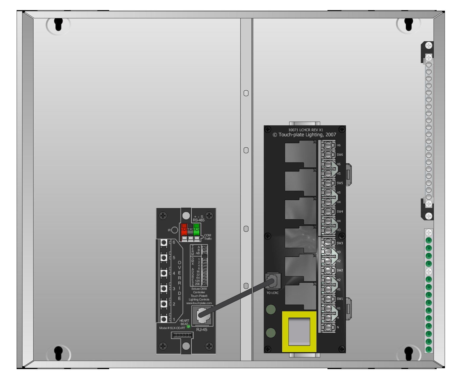 Wiring A touch Lamp Control soluxe Optima Relay Panels touch Plate Lighting Controls Of Wiring A touch Lamp Control