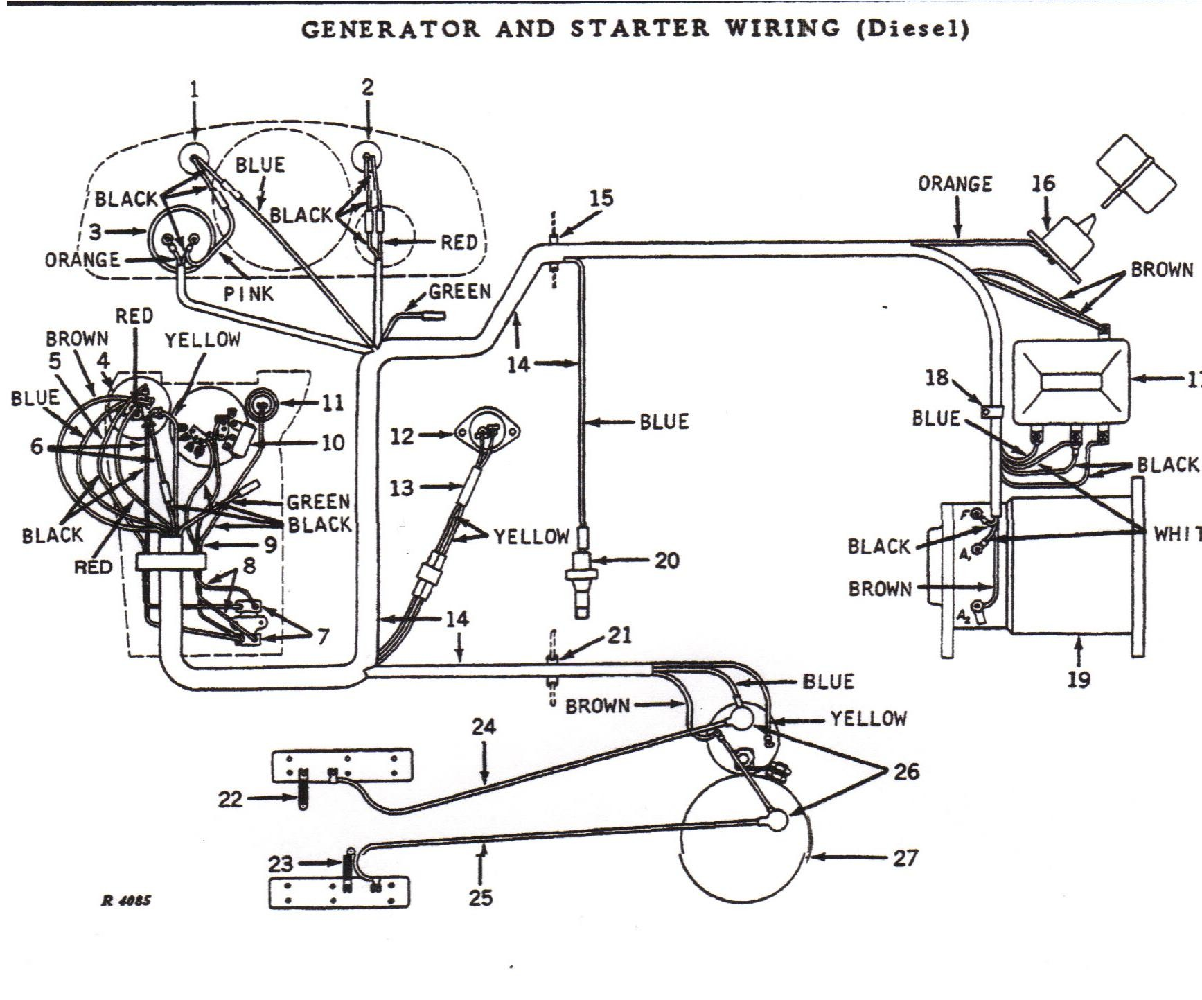 Wiring Diagram for 1970 Jd 4020 Need Wiring Diagram for Deere 4020 24v Of Wiring Diagram for 1970 Jd 4020