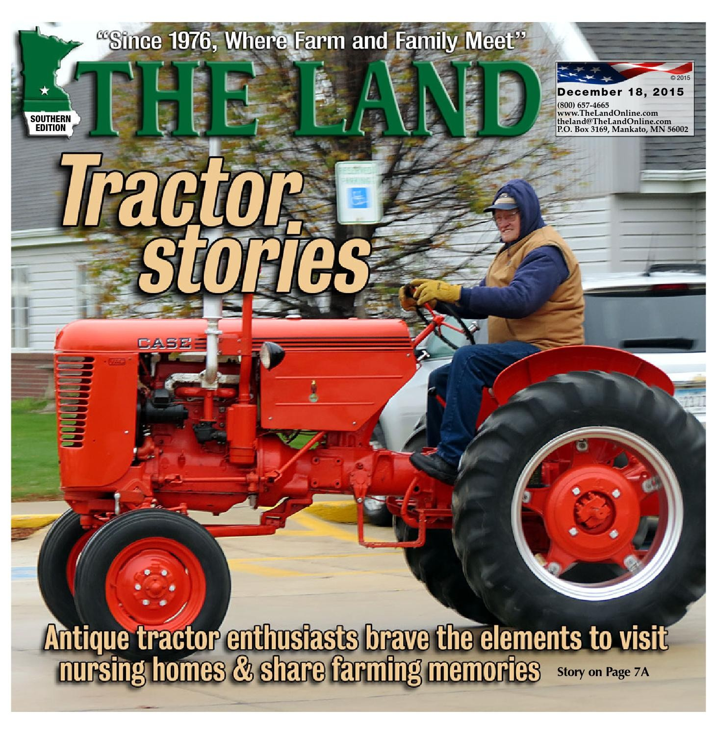 Wiring Diagram for 1970 Jd 4020 the Land Dec 18 2015 southern Edition by the Land issuu Of Wiring Diagram for 1970 Jd 4020