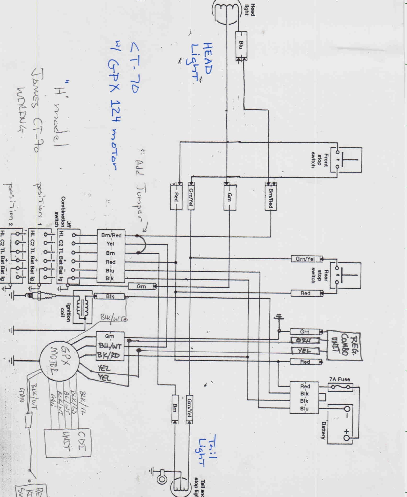 Wiring Diagram for A Chinese 110 atv 110 Schematic Wiring Diagram Basic Electrical Schematic Of Wiring Diagram for A Chinese 110 atv