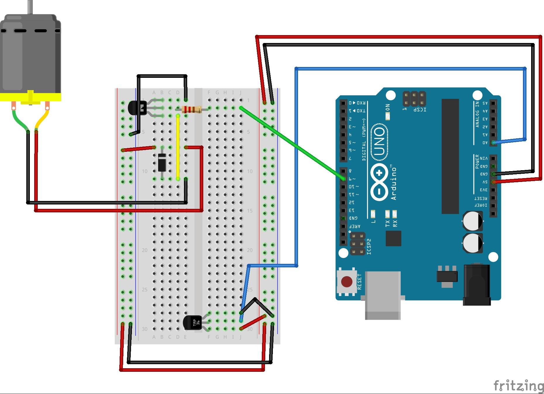 Wiring Diagram for Arduino Maker Go 0610] Arduino Temperature Sensor Circuit Wiring Diagram Of Wiring Diagram for Arduino Maker