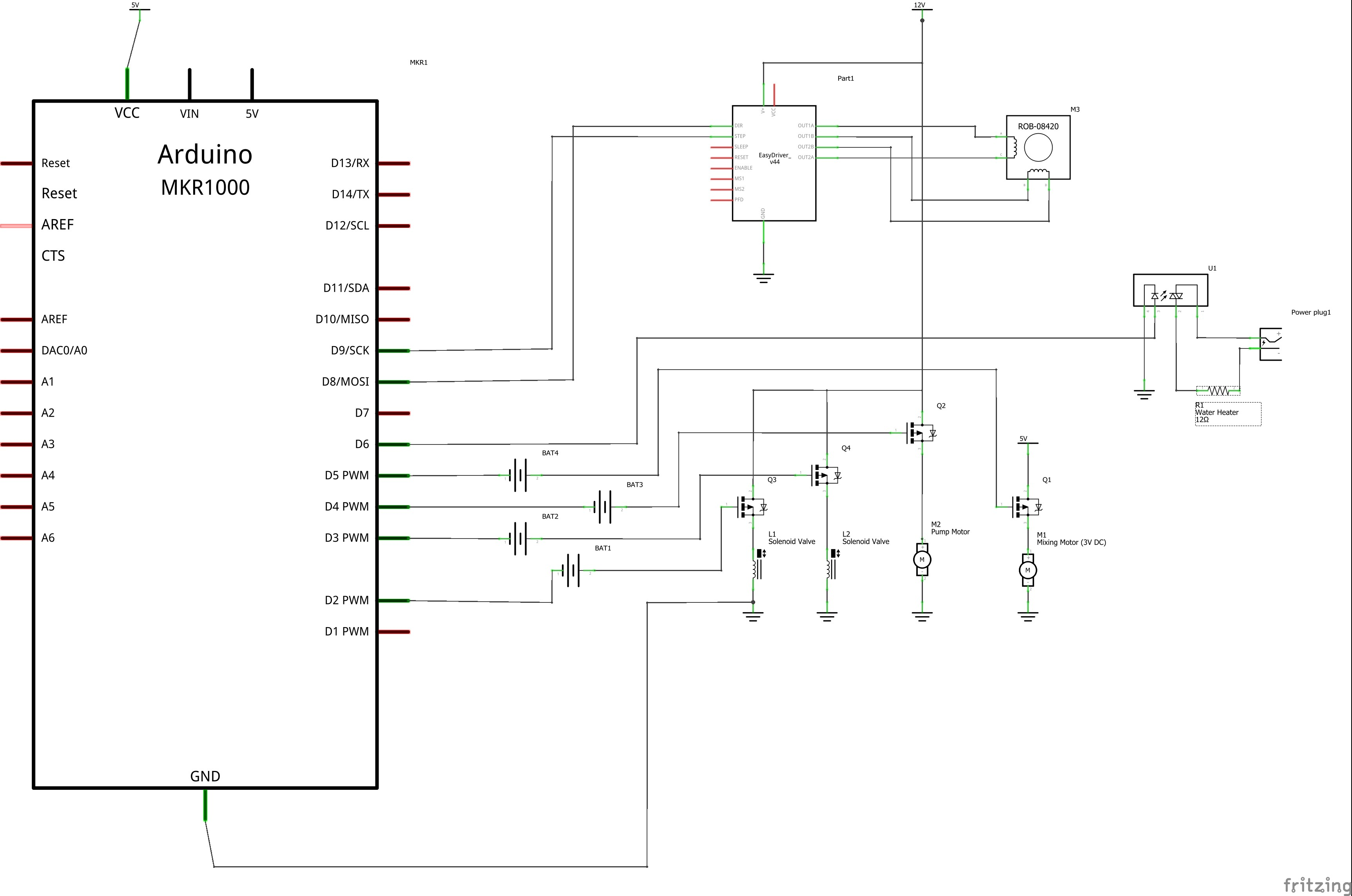 Wiring Diagram for Arduino Maker Hot Cocoa 3000 Arduino Project Hub Of Wiring Diagram for Arduino Maker
