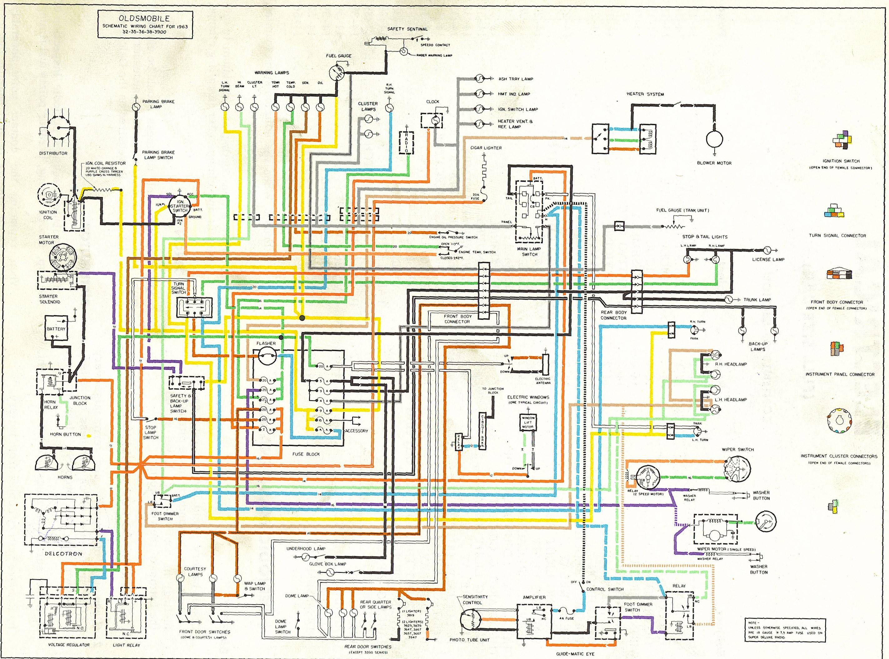 Wiring Diagram for Kmise Pickups to Switch Oldsmobile Wiring Diagrams the Old Car Manual Project Of Wiring Diagram for Kmise Pickups to Switch