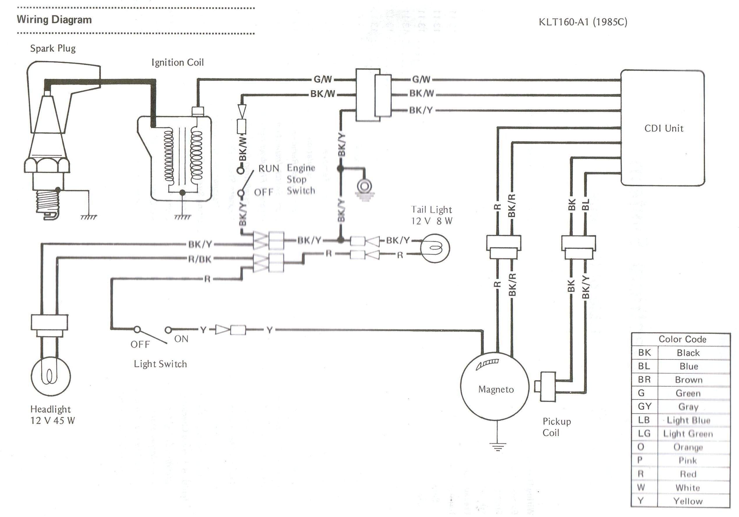Wiring Diagram For Predator 420cc Ohv