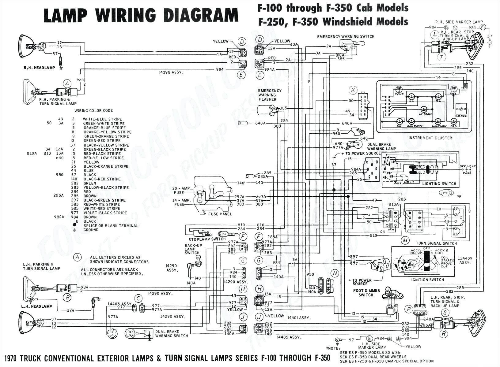 Wiring Diagram Mercury Ignition Switch