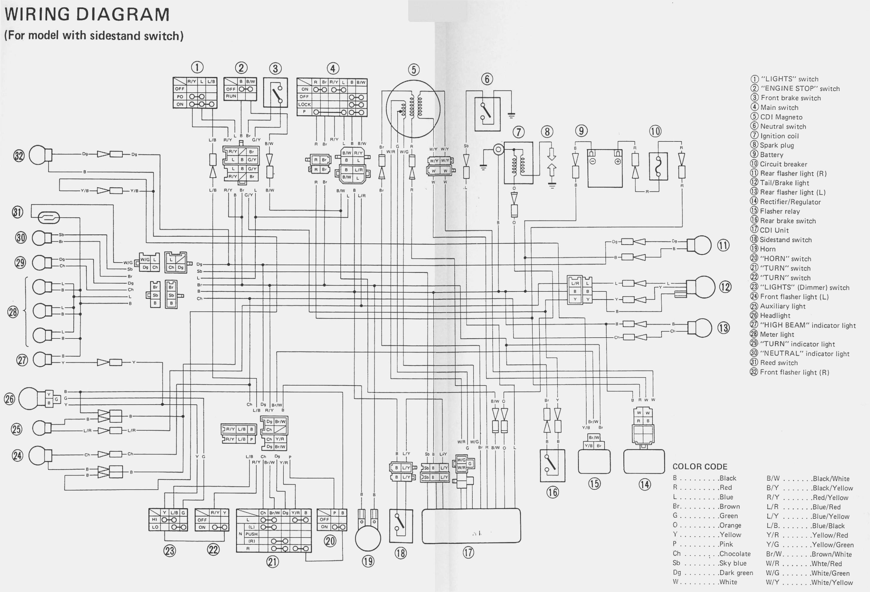 Wiringdiagram Yamaha Big Bear 350 Yc 5002] Yamaha Yfm350 Wiring Diagram Free Diagram Of Wiringdiagram Yamaha Big Bear 350