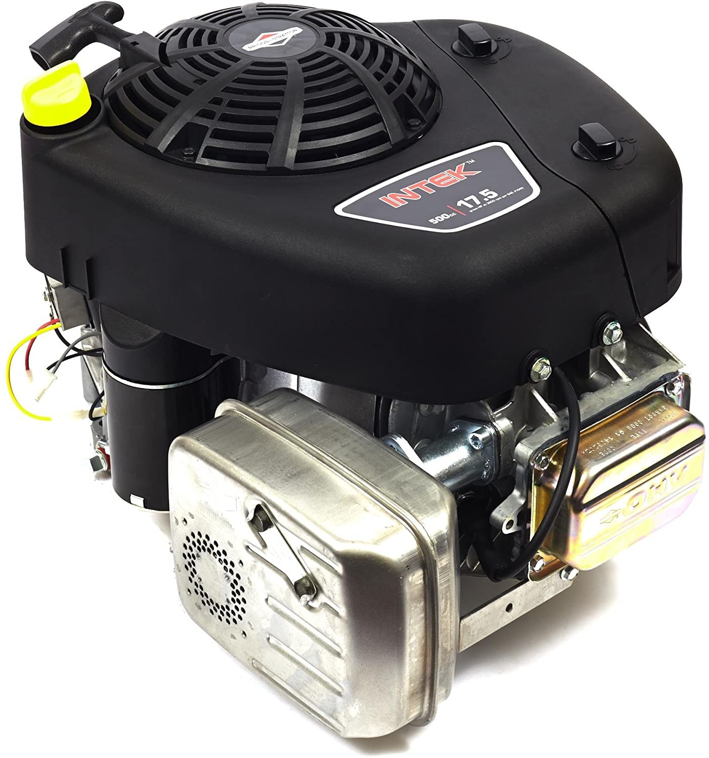 17.5 Hp Briggs and Stratton End Play Briggs & Stratton 31r907 0006 G1 500cc 17 5 Gross Hp Engine with 1 Inch by 3 5 32 Inch Length Crankshaft Tapped 7 16 20 Inch Of 17.5 Hp Briggs and Stratton End Play